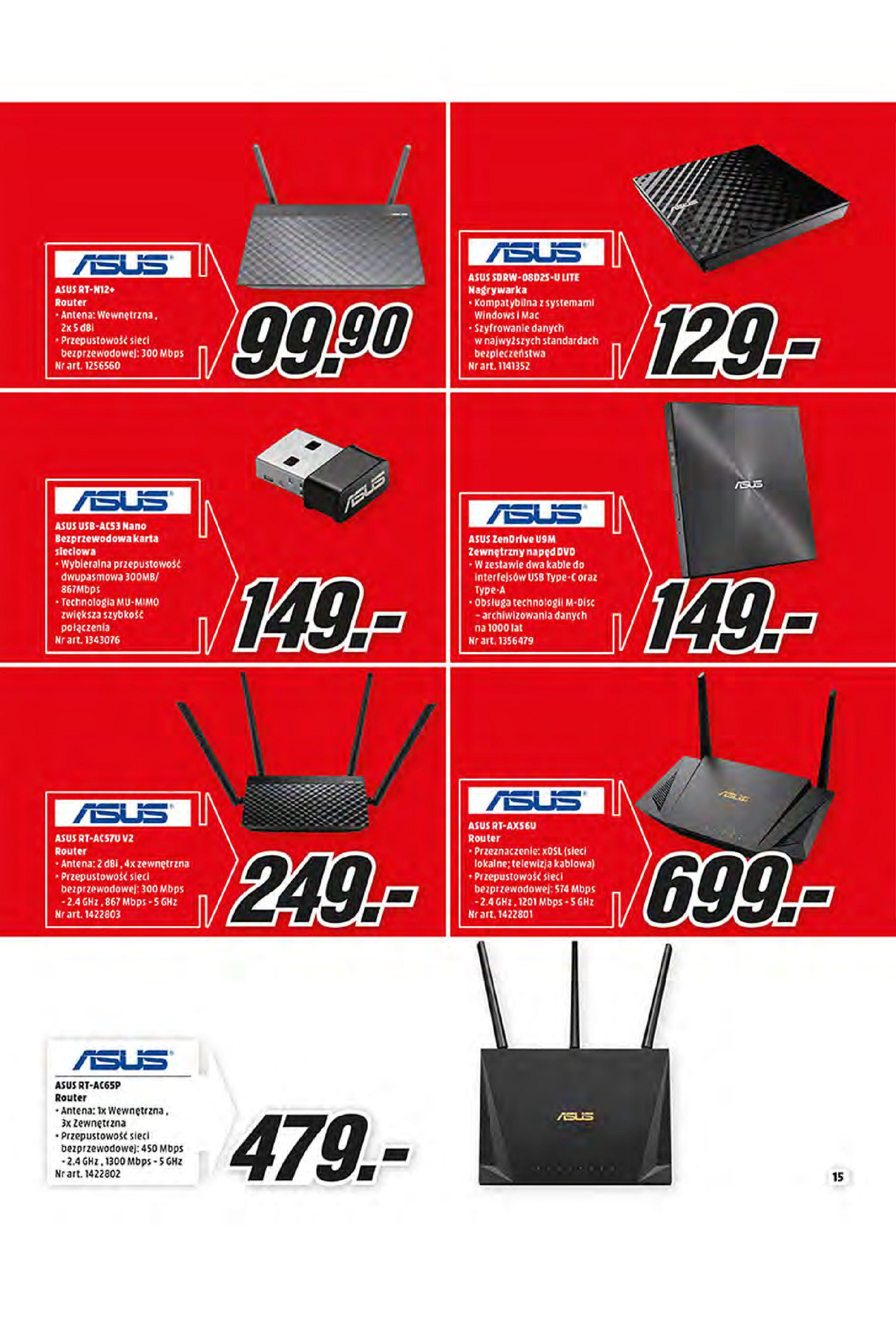 Gazetka Media Markt: Oferta handlowa 2021-01-11 page-15