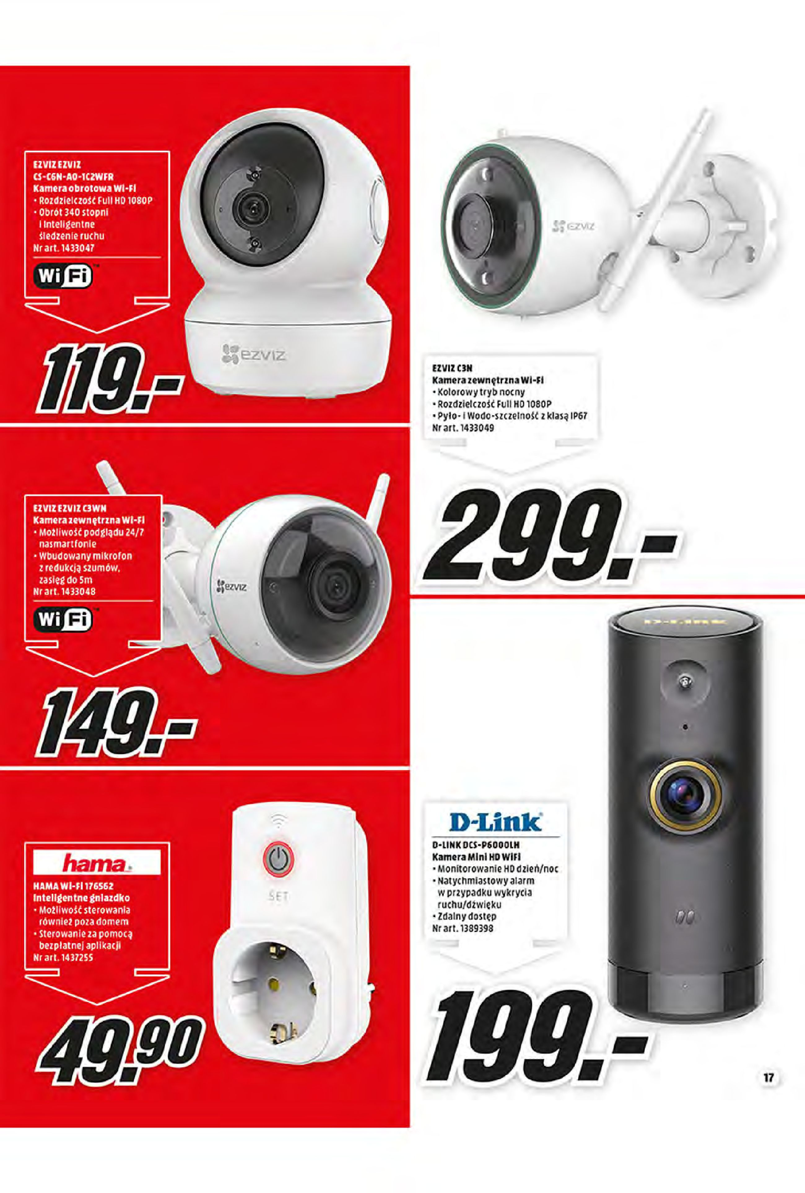 Gazetka Media Markt: Oferta handlowa 2021-01-11 page-17