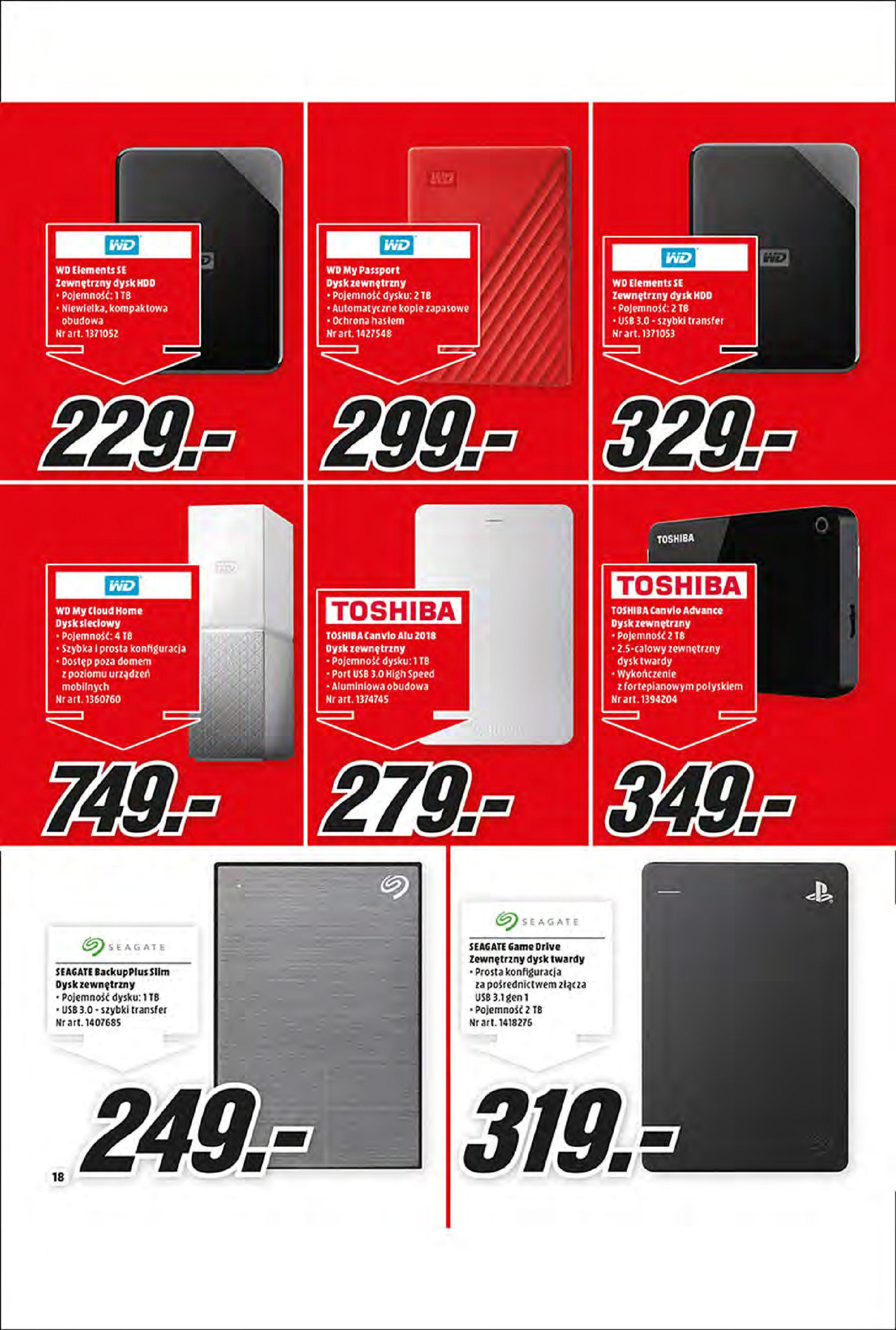 Gazetka Media Markt: Oferta handlowa 2021-01-11 page-18
