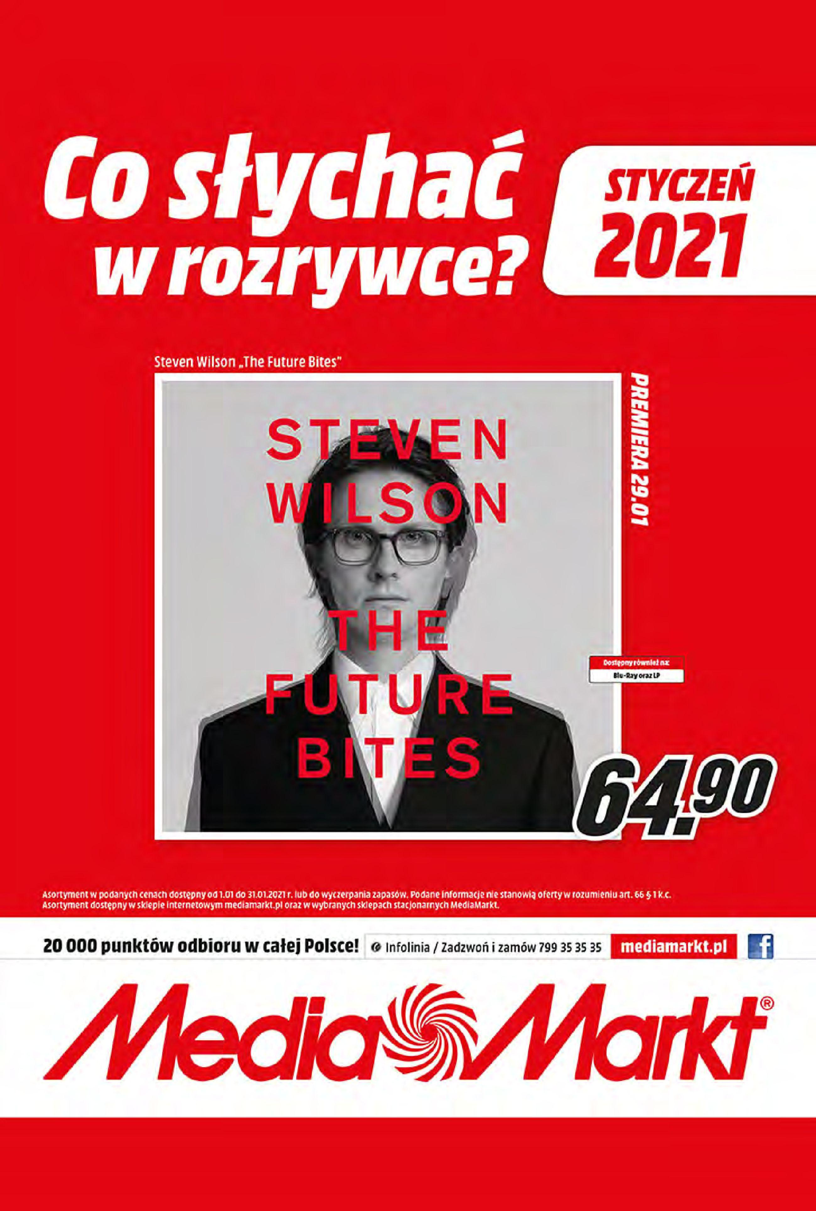 Gazetka Media Markt: Oferta handlowa 2021-01-11 page-24