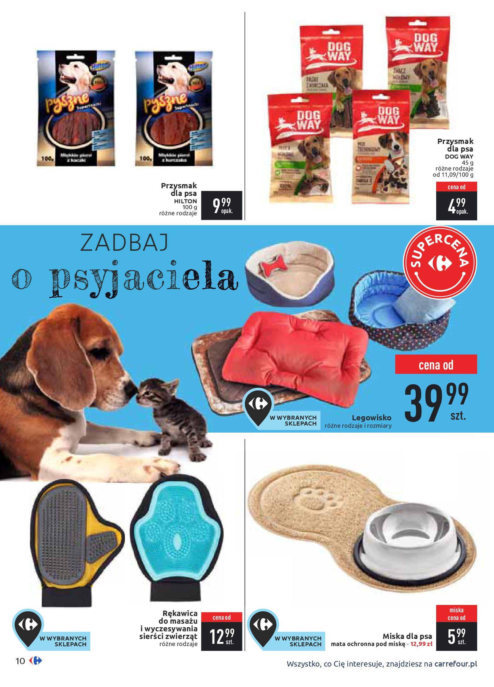 Gazetka Carrefour - Zwierzaki GÓRĄ!-10.02.2020-24.02.2020-page-10