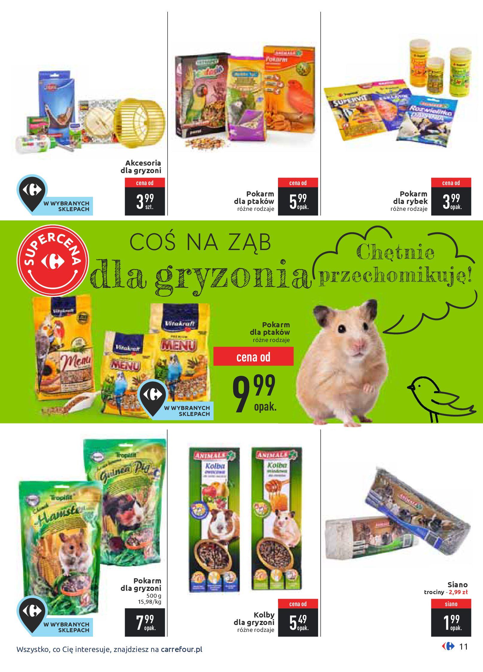 Gazetka Carrefour - Zwierzaki GÓRĄ!-10.02.2020-24.02.2020-page-11
