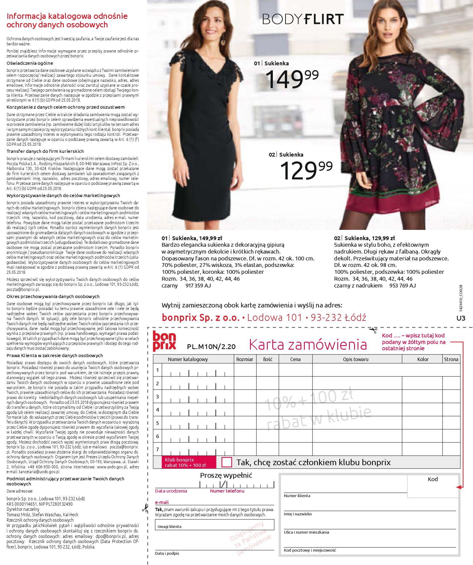 Gazetka Bonprix: Stylowa jesień 2020-10-21 page-99