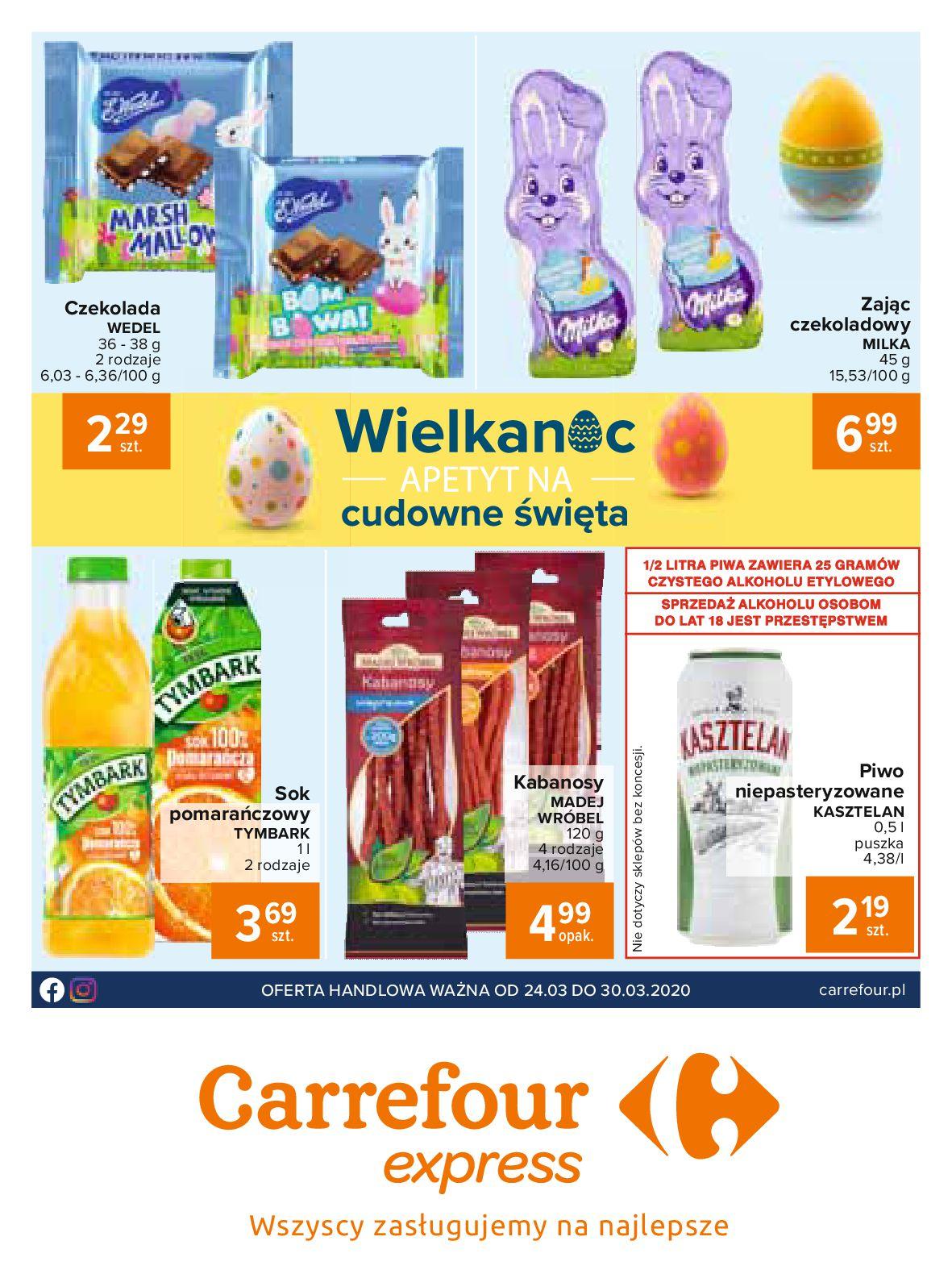 Gazetka Carrefour Express - Oferta handlowa-23.03.2020-30.03.2020-page-2