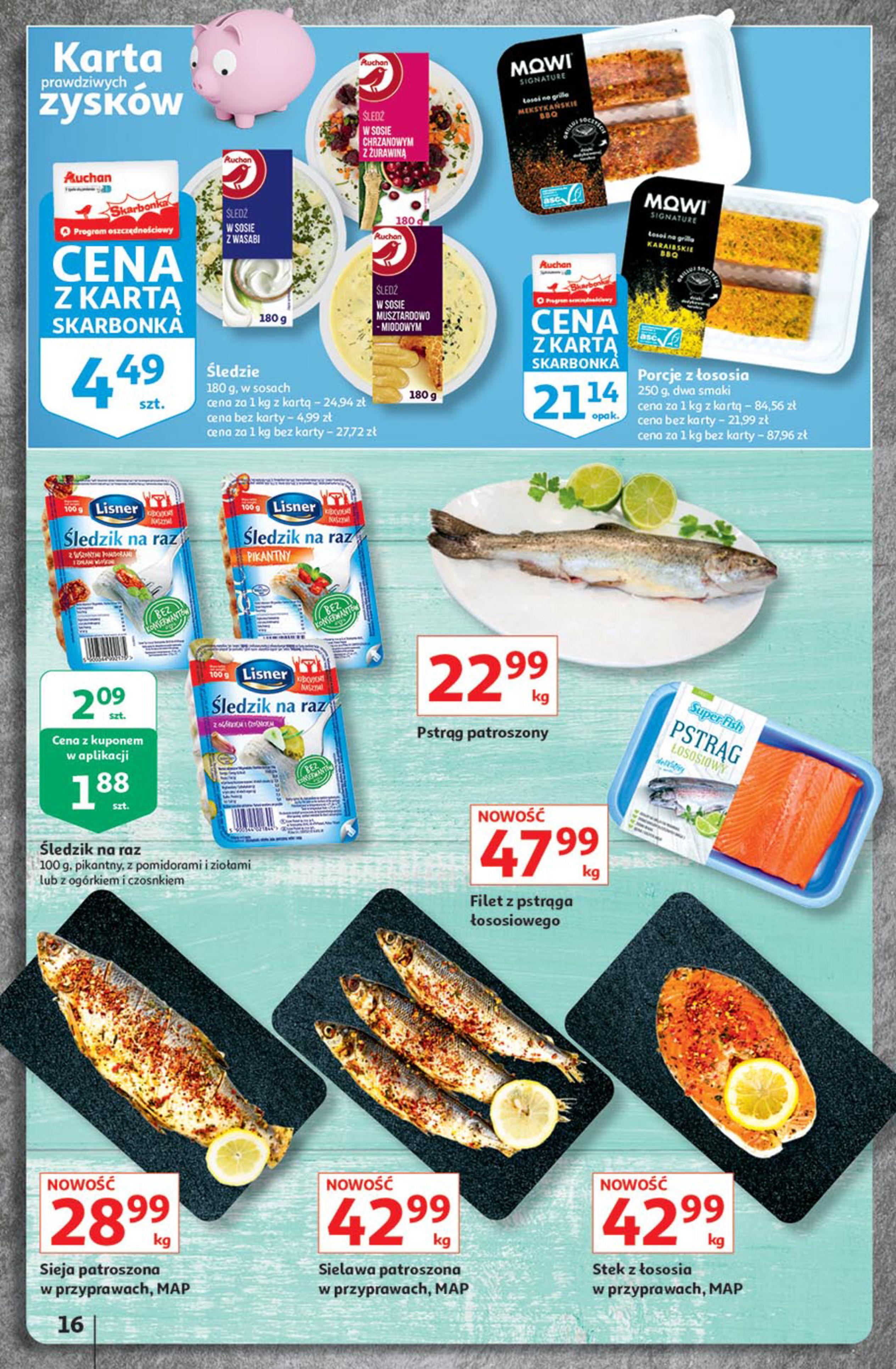 Gazetka Auchan: Gazetka Auchan - Euro 2020 2021-06-10 page-16