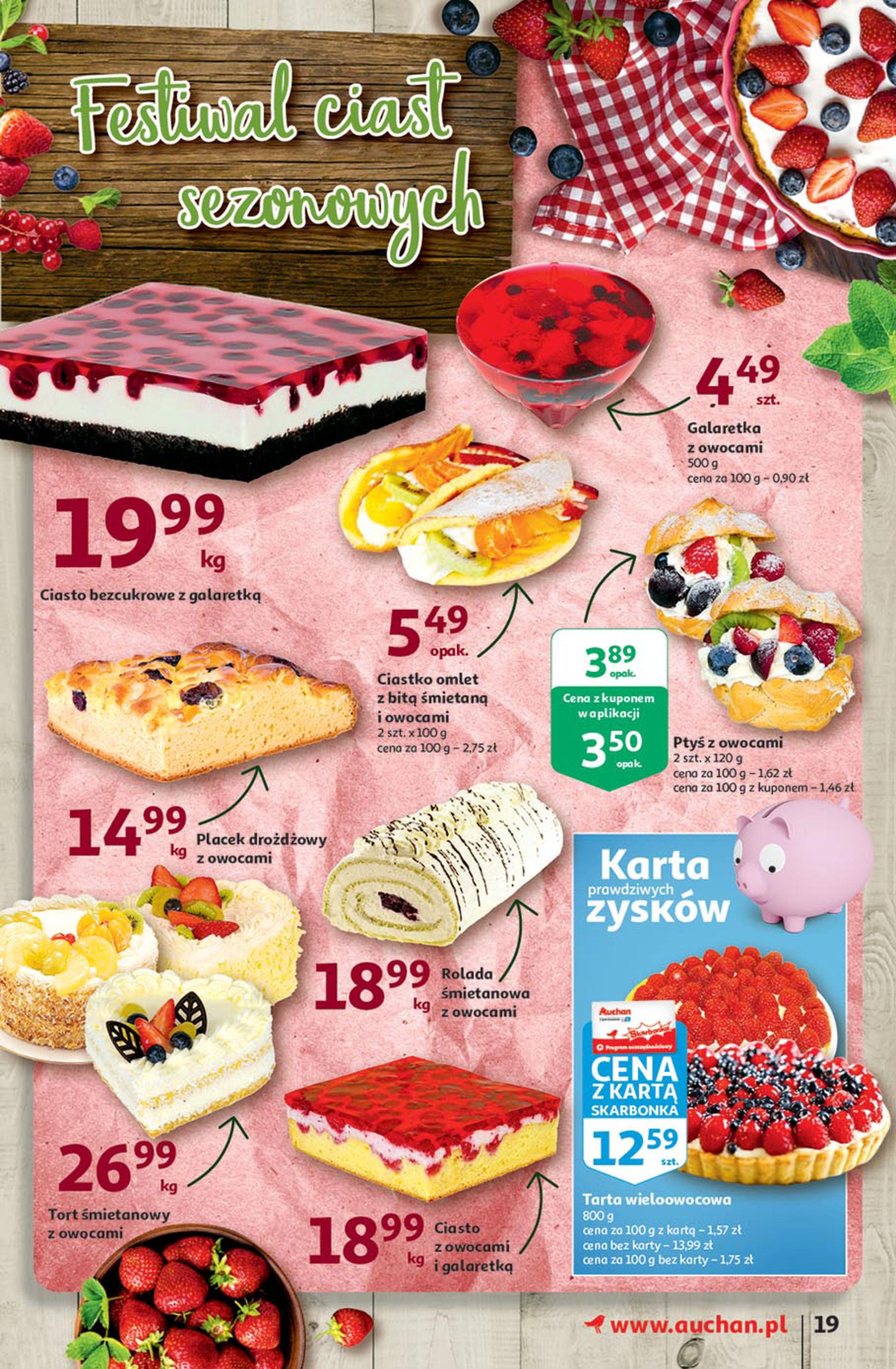 Gazetka Auchan: Gazetka Auchan - Euro 2020 2021-06-10 page-19