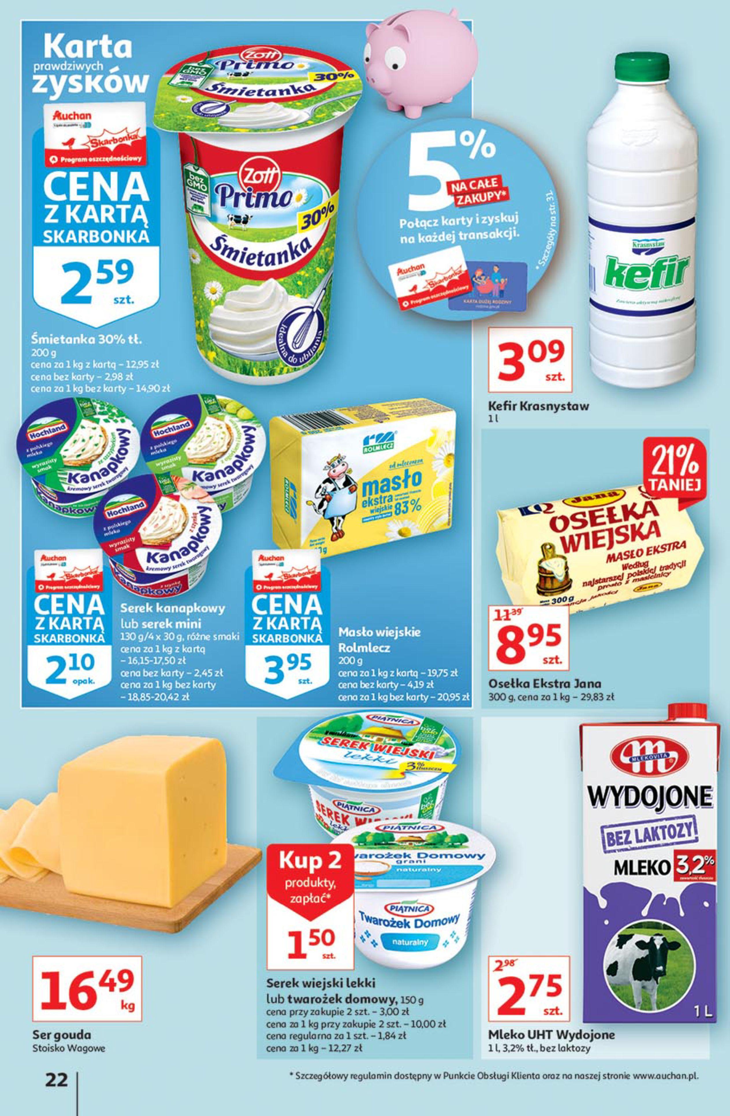 Gazetka Auchan: Gazetka Auchan - Euro 2020 2021-06-10 page-22