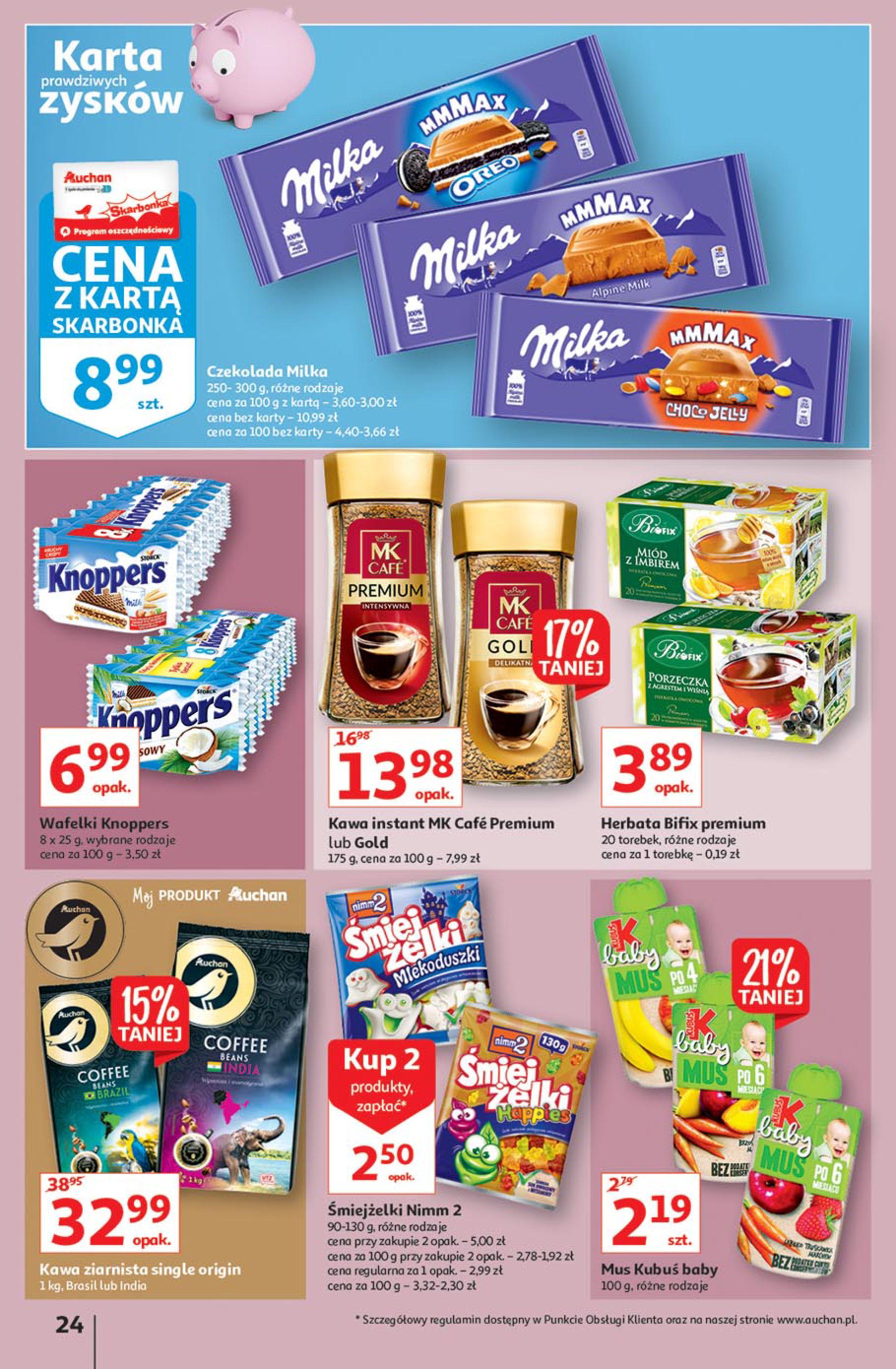 Gazetka Auchan: Gazetka Auchan - Euro 2020 2021-06-10 page-24