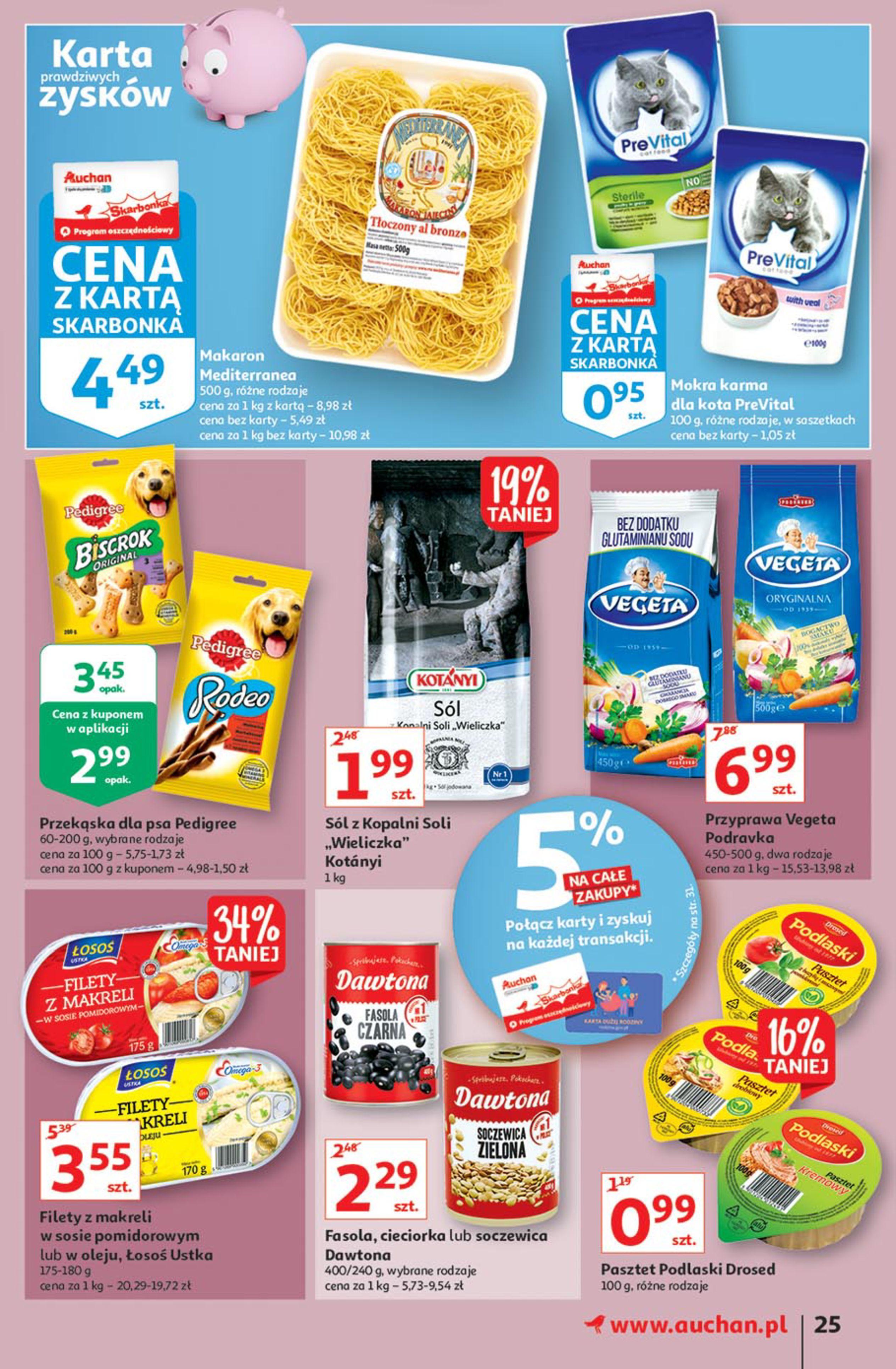 Gazetka Auchan: Gazetka Auchan - Euro 2020 2021-06-10 page-25