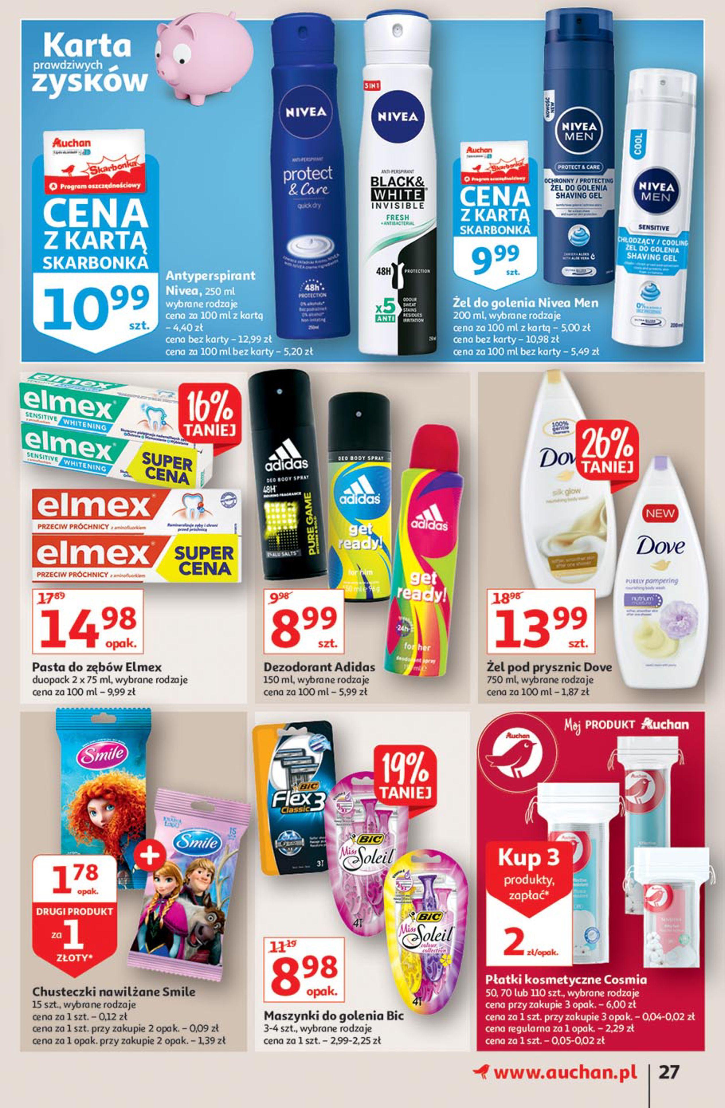 Gazetka Auchan: Gazetka Auchan - Euro 2020 2021-06-10 page-27