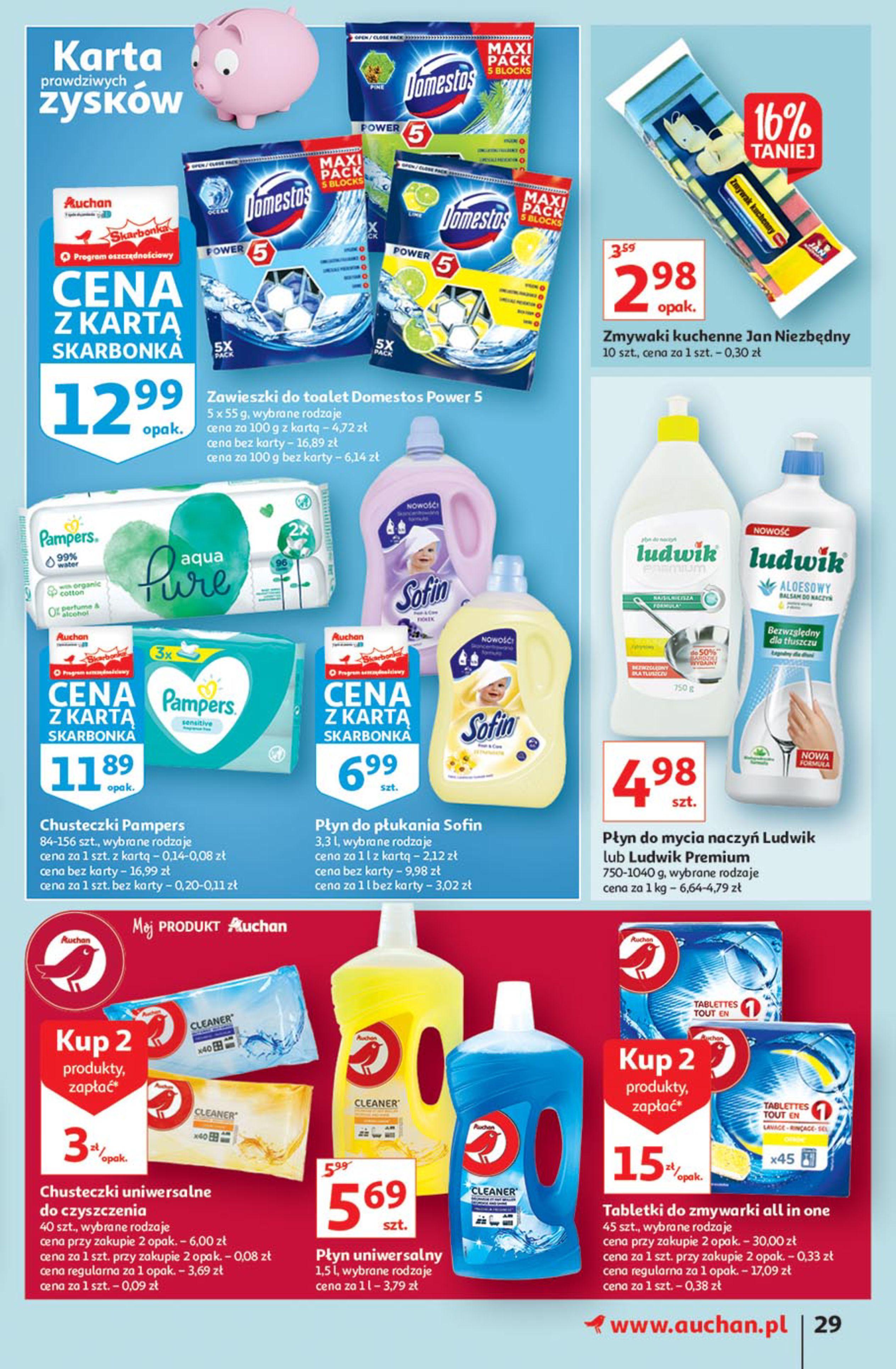 Gazetka Auchan: Gazetka Auchan - Euro 2020 2021-06-10 page-29