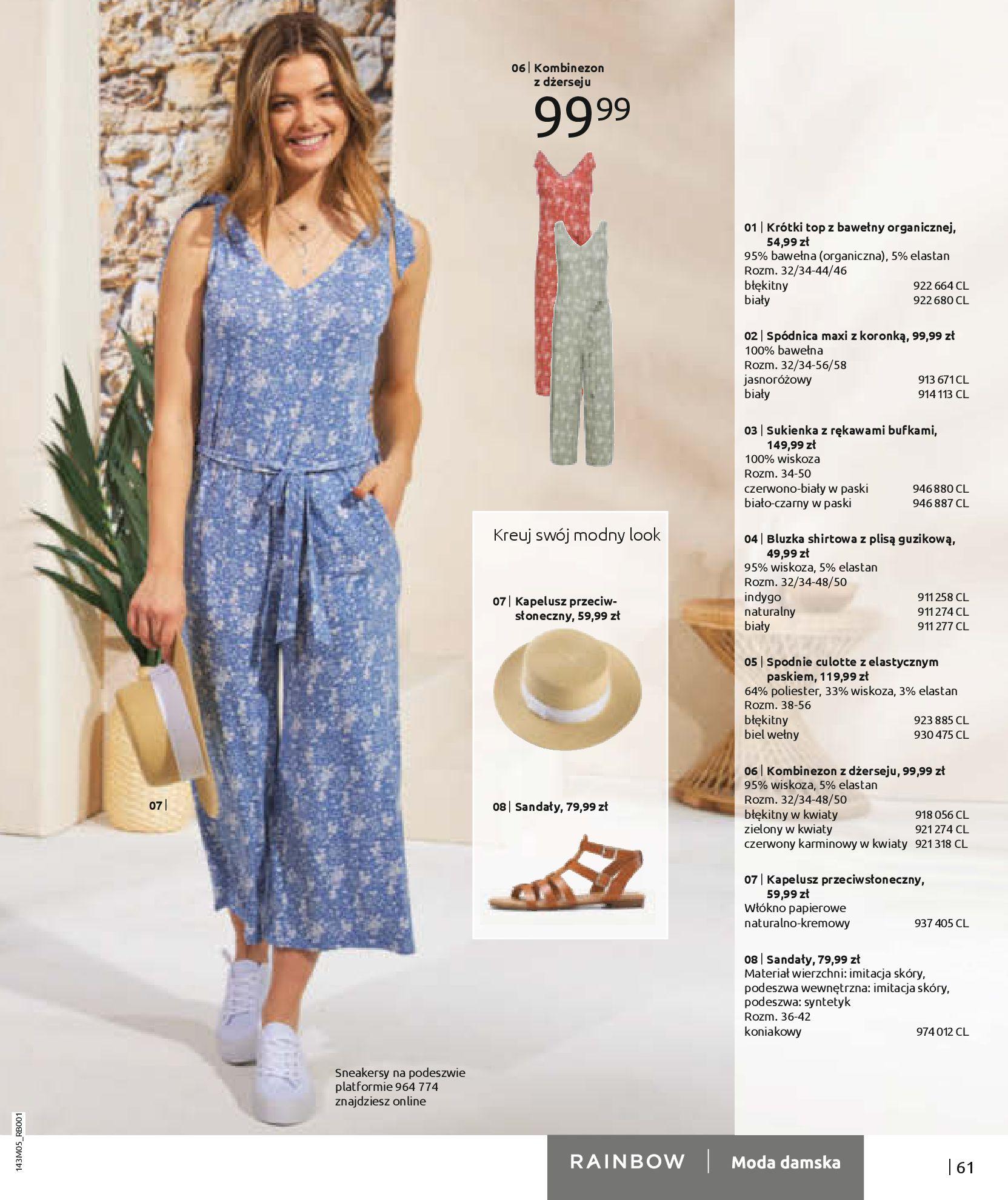 Gazetka Bonprix: Katalog Bonprix Letnie klimaty 2021-05-26 page-63