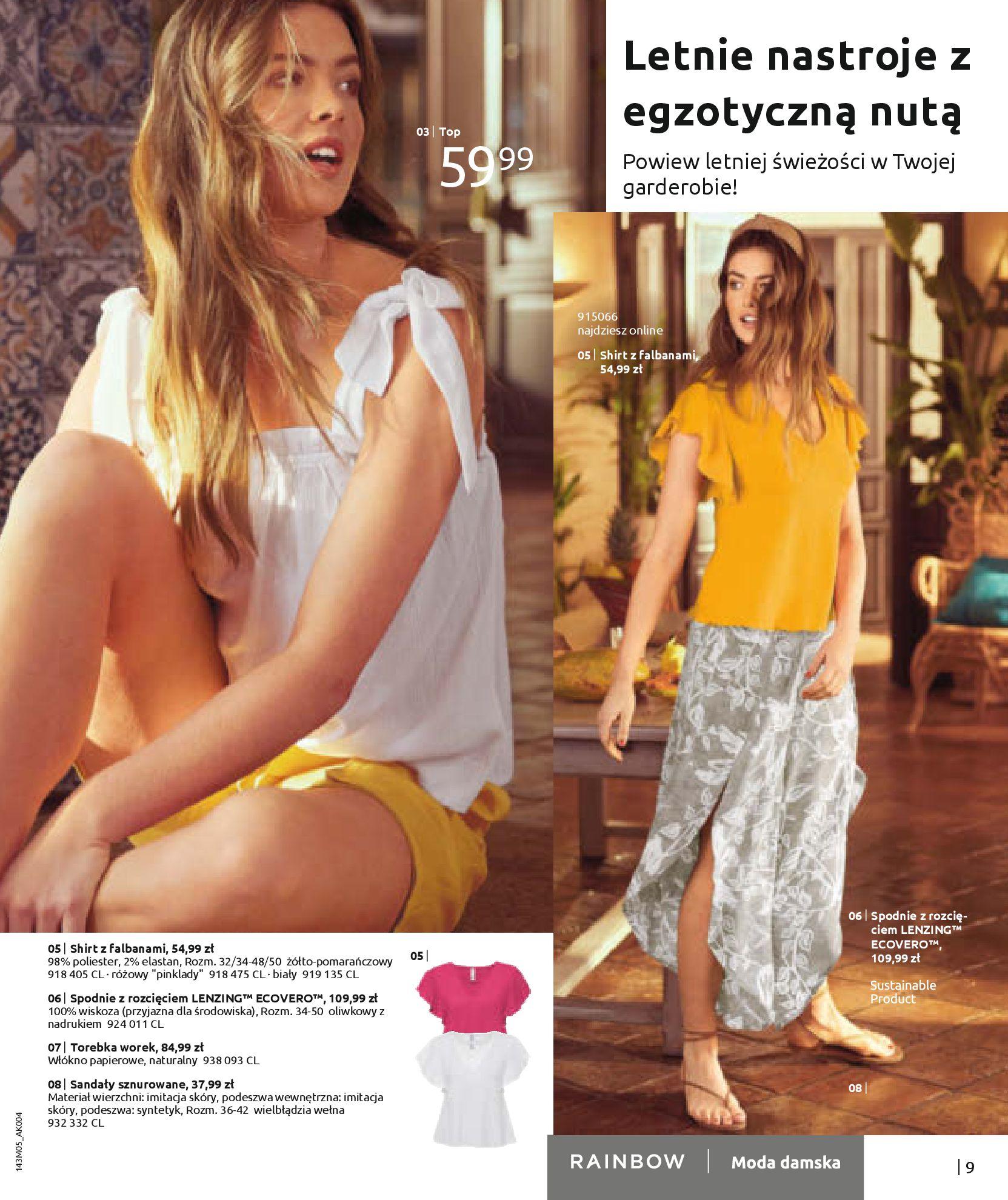 Gazetka Bonprix: Katalog Bonprix Letnie klimaty 2021-05-26 page-11