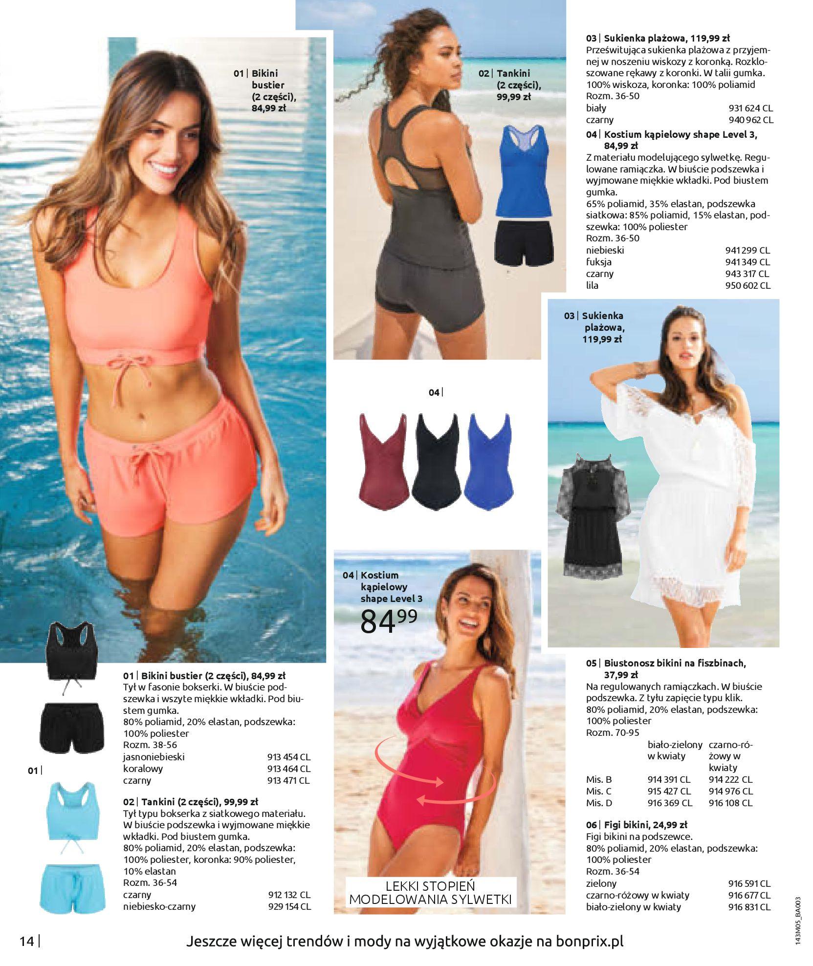 Gazetka Bonprix: Katalog Bonprix Letnie klimaty 2021-05-26 page-16