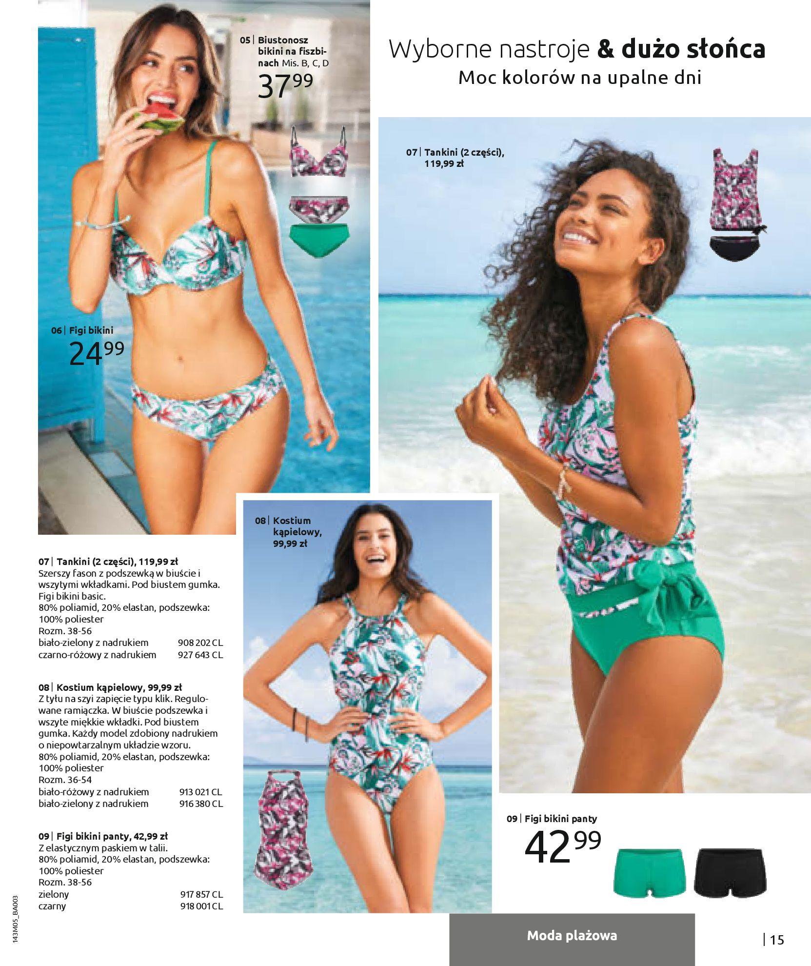 Gazetka Bonprix: Katalog Bonprix Letnie klimaty 2021-05-26 page-17