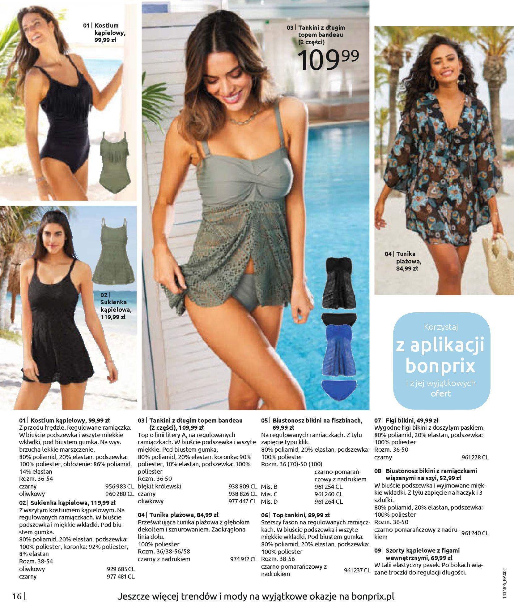 Gazetka Bonprix: Katalog Bonprix Letnie klimaty 2021-05-26 page-18
