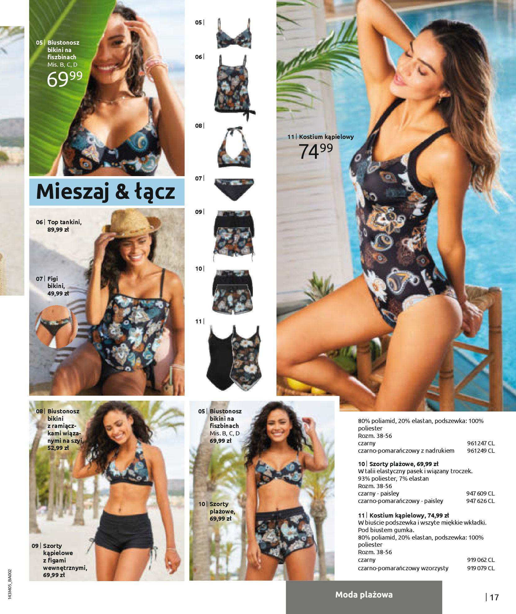 Gazetka Bonprix: Katalog Bonprix Letnie klimaty 2021-05-26 page-19
