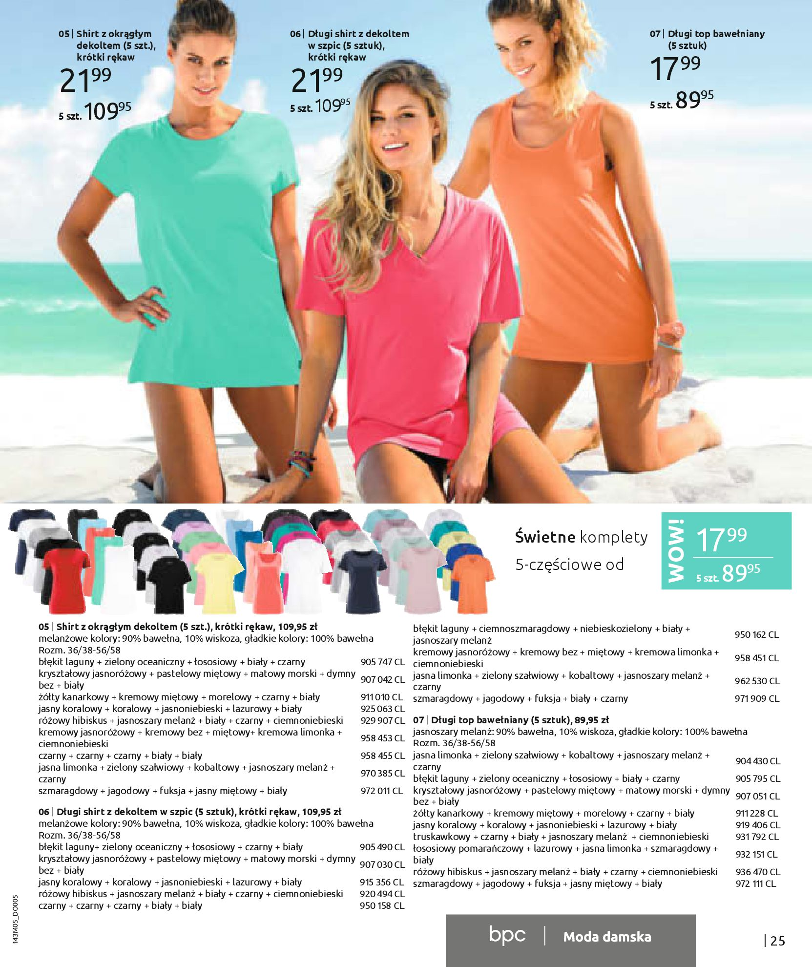 Gazetka Bonprix: Katalog Bonprix Letnie klimaty 2021-05-26 page-27