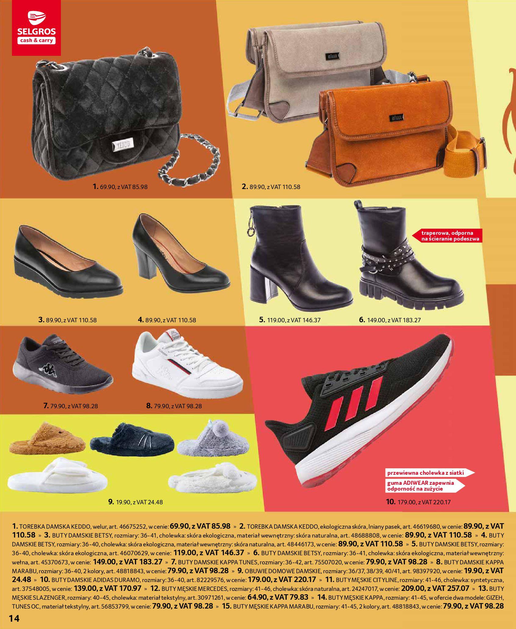 Gazetka Selgros - Katalog tekstylia-11.09.2019-25.09.2019-page-