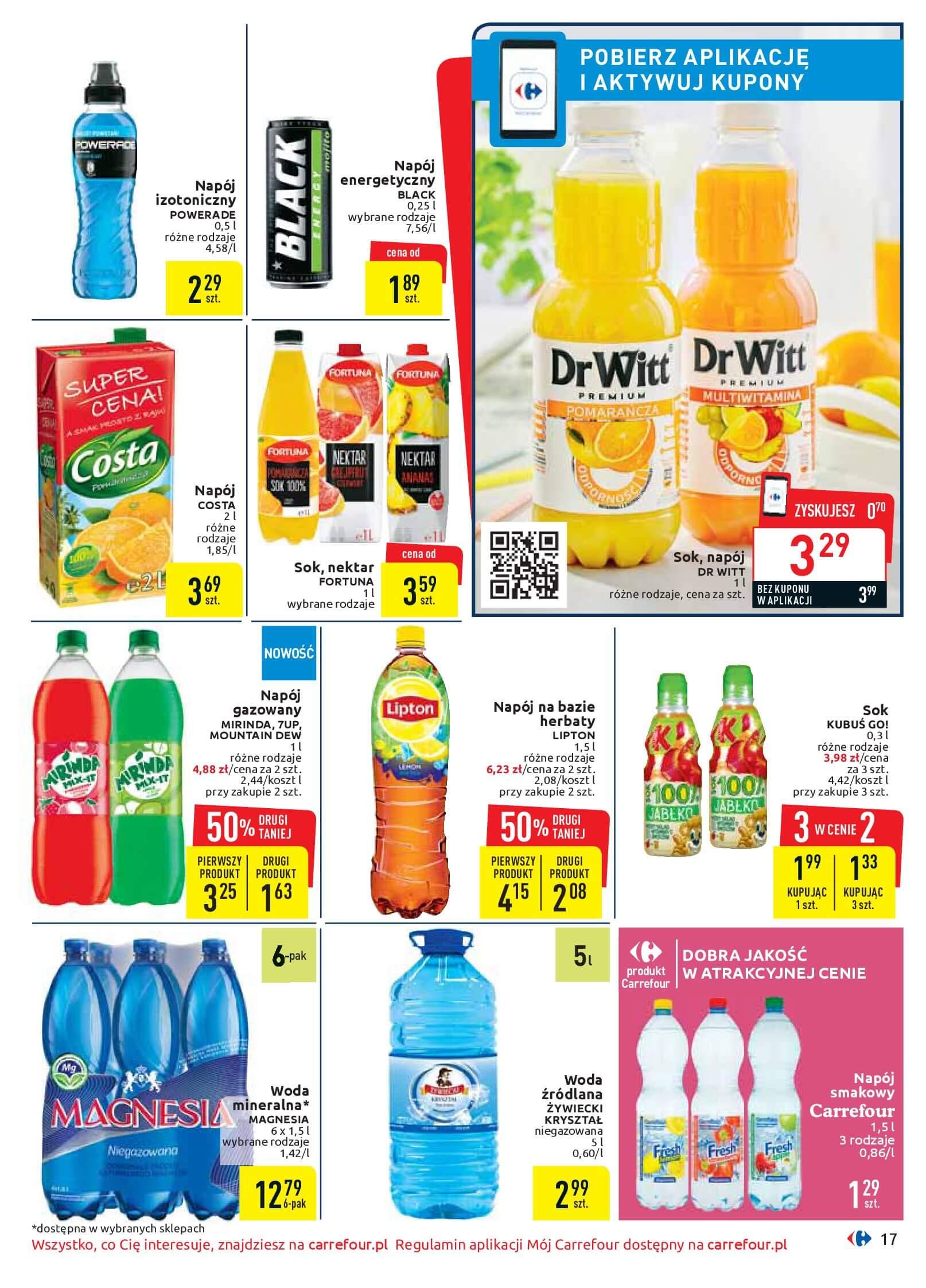 Gazetka Carrefour - Najlepszy wybór, najlepsze ceny-11.03.2019-23.03.2019-page-