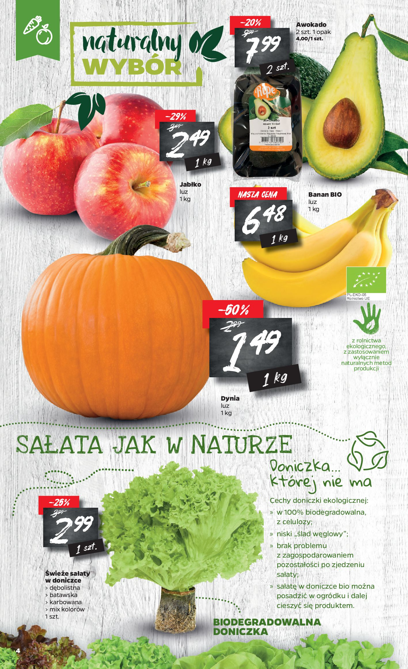 Gazetka Netto - Gatetka spożywcza-13.10.2019-19.10.2019-page-4