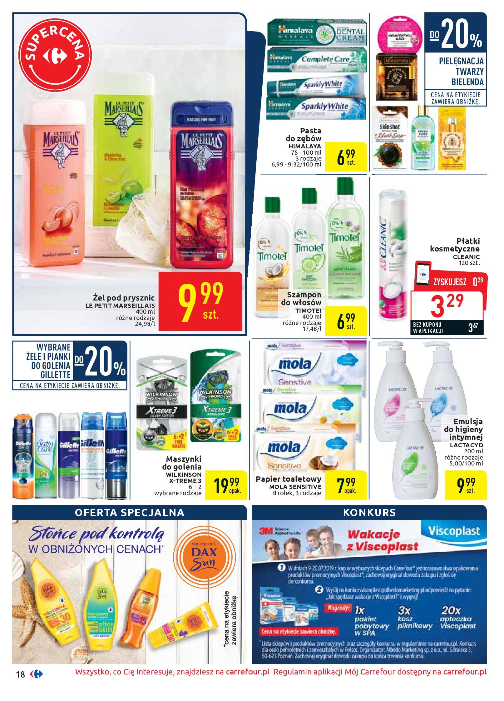 Gazetka Carrefour - Oferta handlowa-08.07.2019-20.07.2019-page-