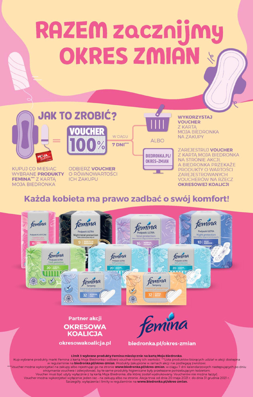 Gazetka Biedronka: Gazetka Biedronka - 10-16.06 2021-06-09 page-45