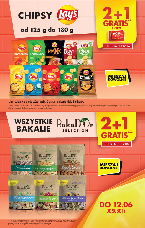 Gazetka Biedronka: Gazetka Biedronka - 10-16.06 2021-06-09 page-9