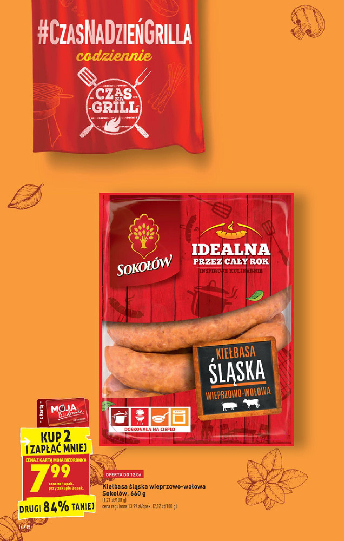 Gazetka Biedronka: Gazetka Biedronka - 10-16.06 2021-06-09 page-14