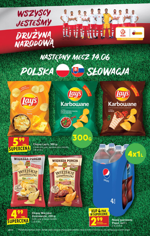 Gazetka Biedronka: Gazetka Biedronka - 10-16.06 2021-06-09 page-40