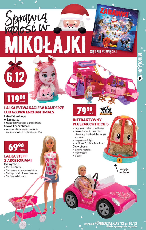 Gazetka Biedronka - Okazje tygodnia-01.12.2019-05.12.2019-page-17