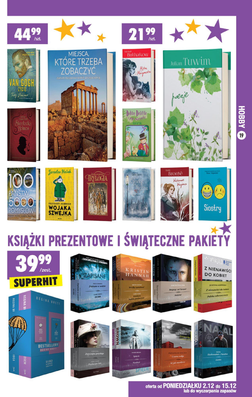 Gazetka Biedronka - Okazje tygodnia-01.12.2019-05.12.2019-page-19