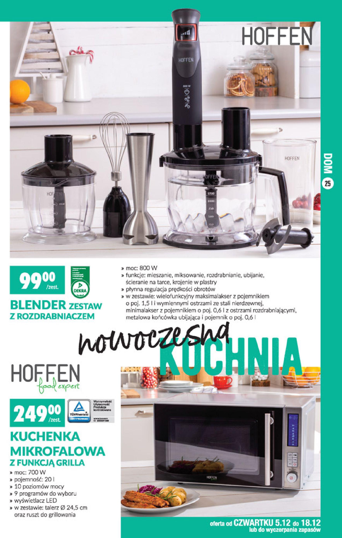 Gazetka Biedronka - Okazje tygodnia-01.12.2019-05.12.2019-page-25