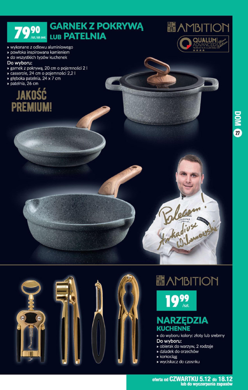 Gazetka Biedronka - Okazje tygodnia-01.12.2019-05.12.2019-page-27