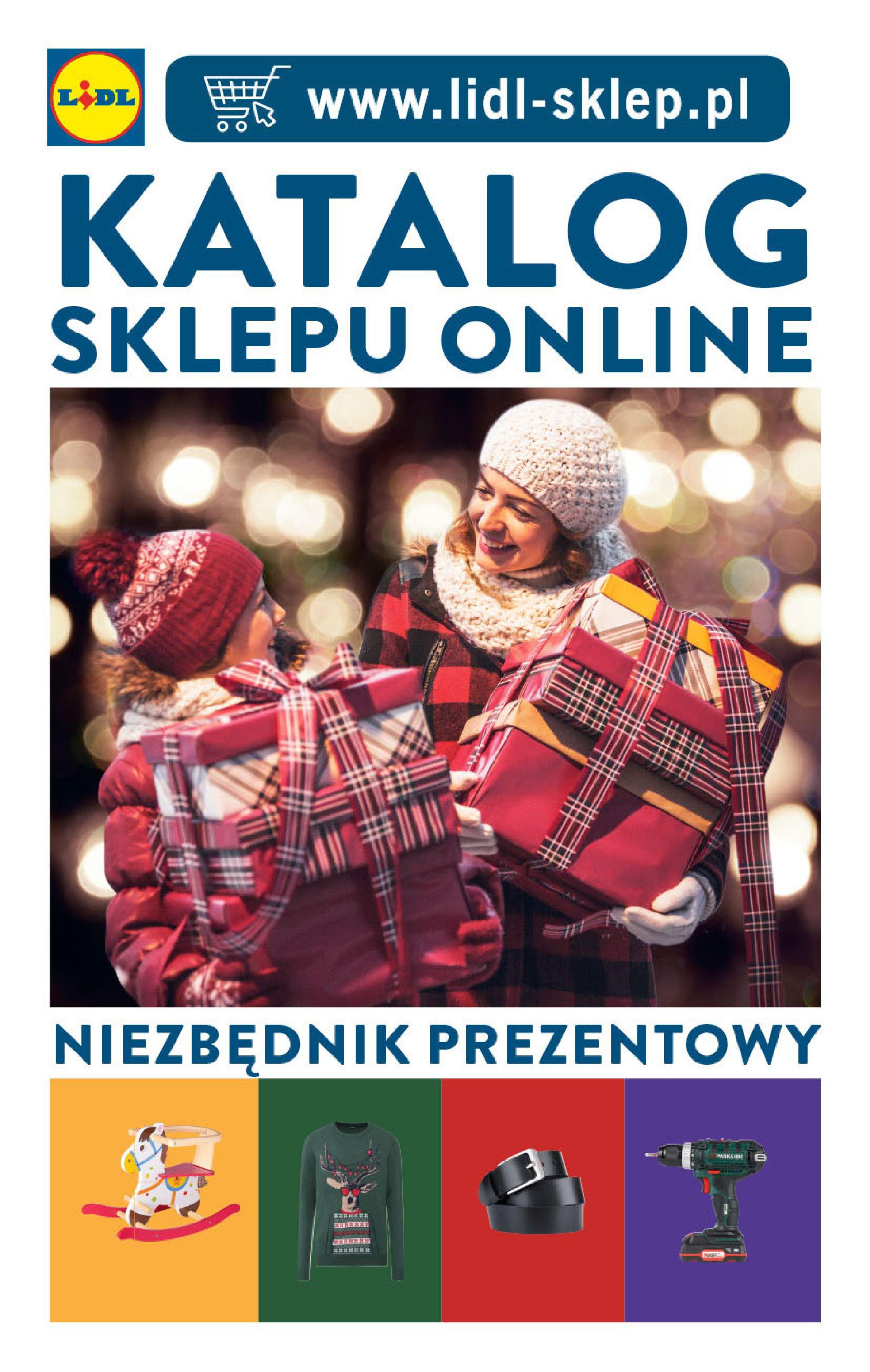 Gazetka Lidl - Katalog Online-13.10.2019-02.12.2019-page-1