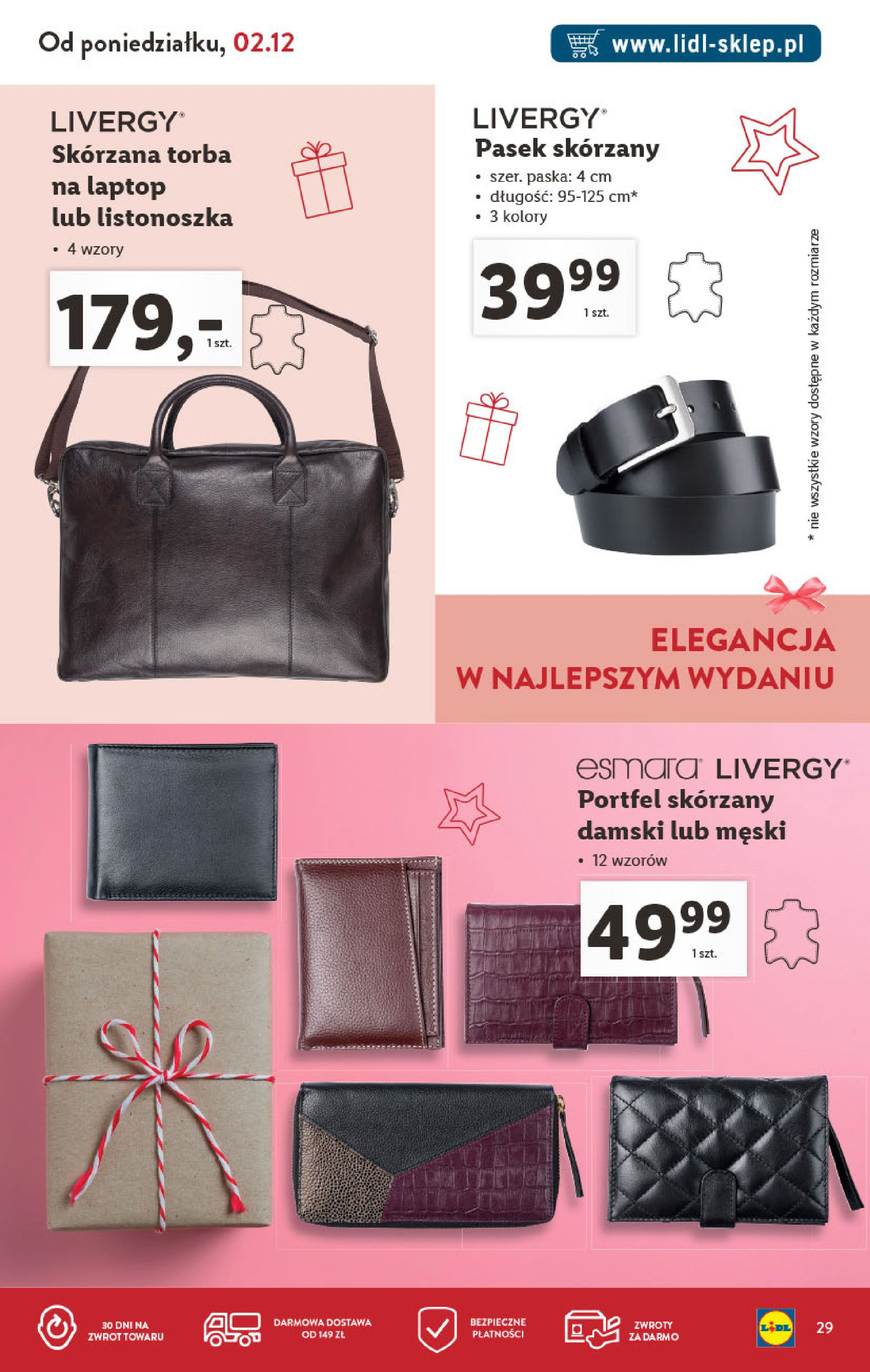 Gazetka Lidl - Katalog Online-13.10.2019-02.12.2019-page-29