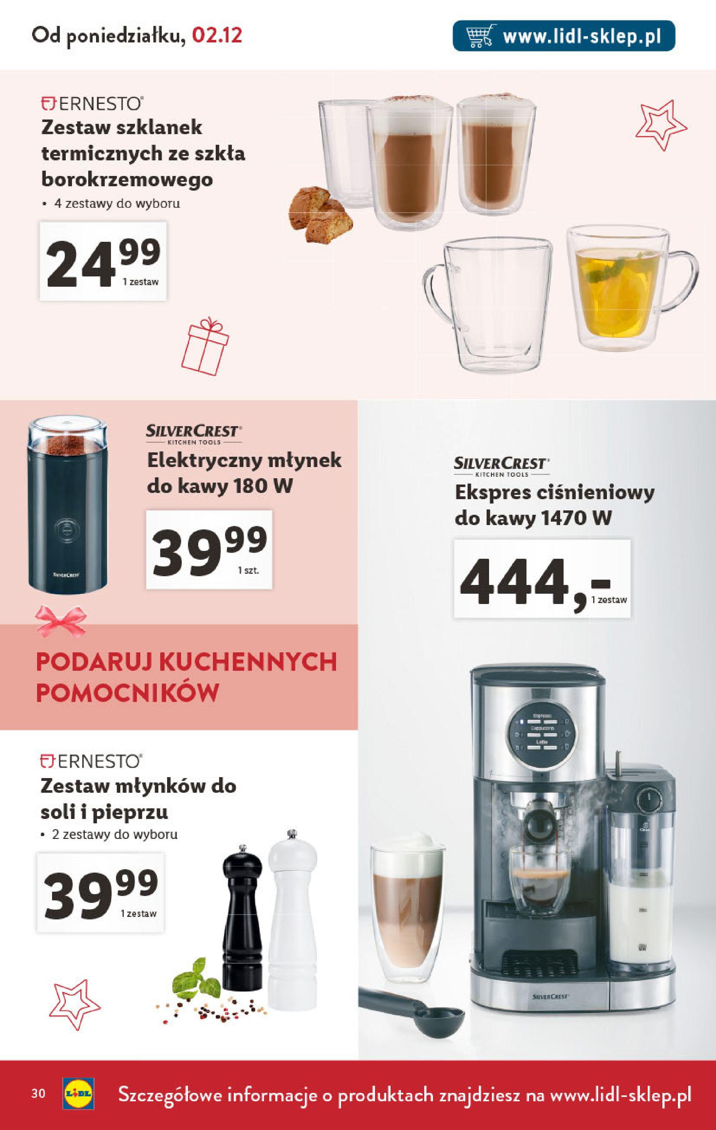 Gazetka Lidl - Katalog Online-13.10.2019-02.12.2019-page-30
