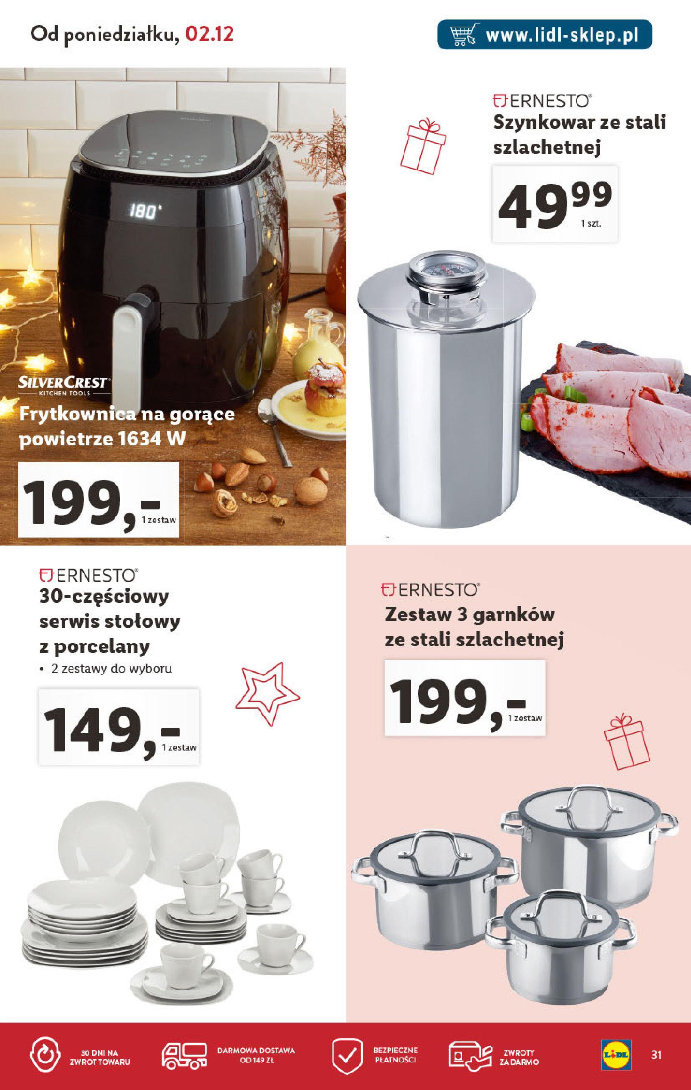 Gazetka Lidl - Katalog Online-13.10.2019-02.12.2019-page-31