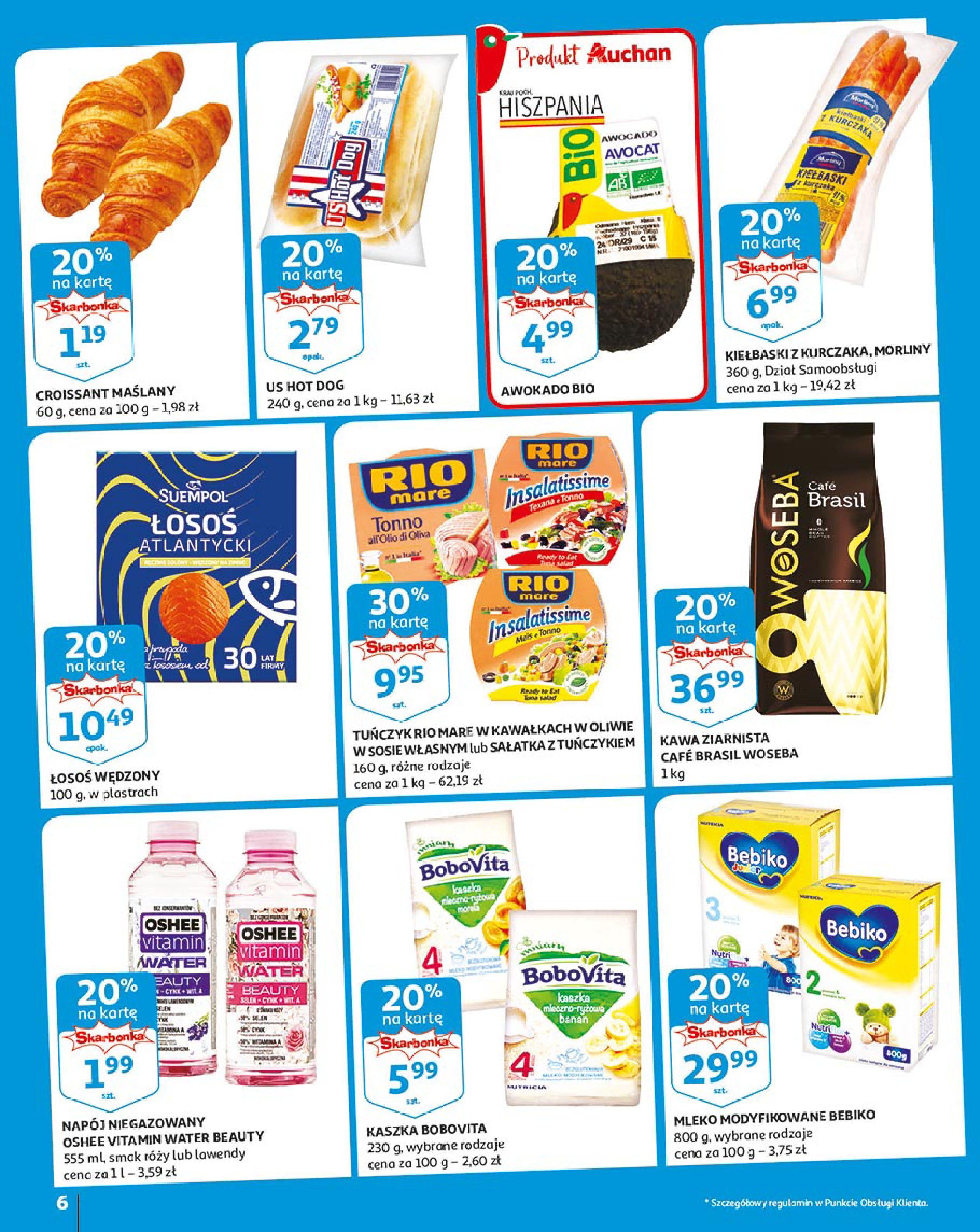 Gazetka Auchan - Młodzi rządzą-15.08.2019-21.08.2019-page-6
