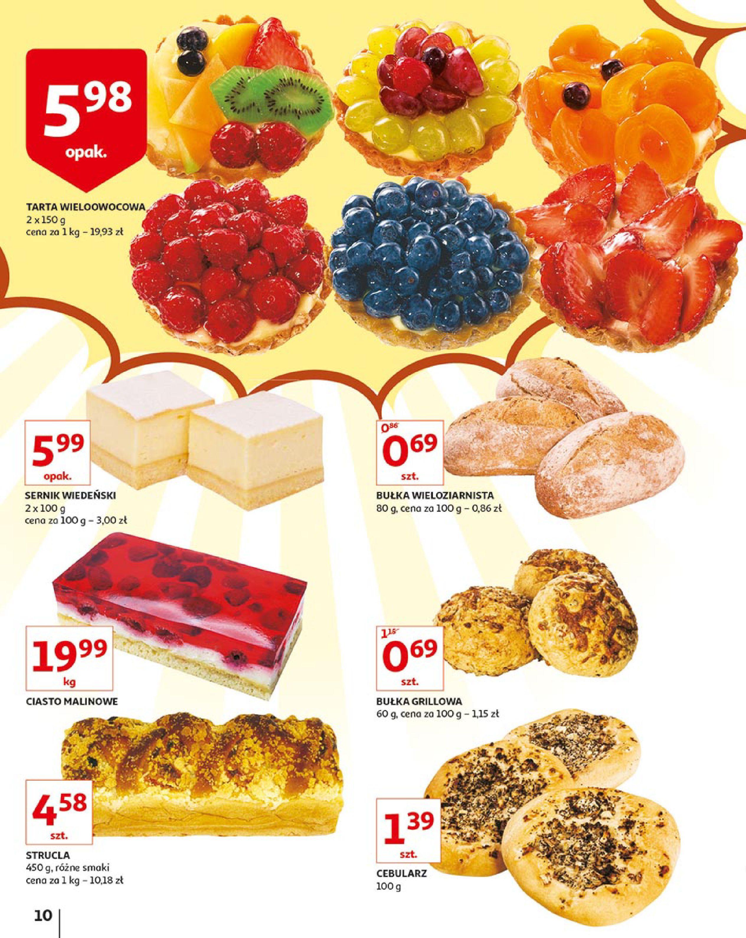 Gazetka Auchan - Młodzi rządzą-15.08.2019-21.08.2019-page-10