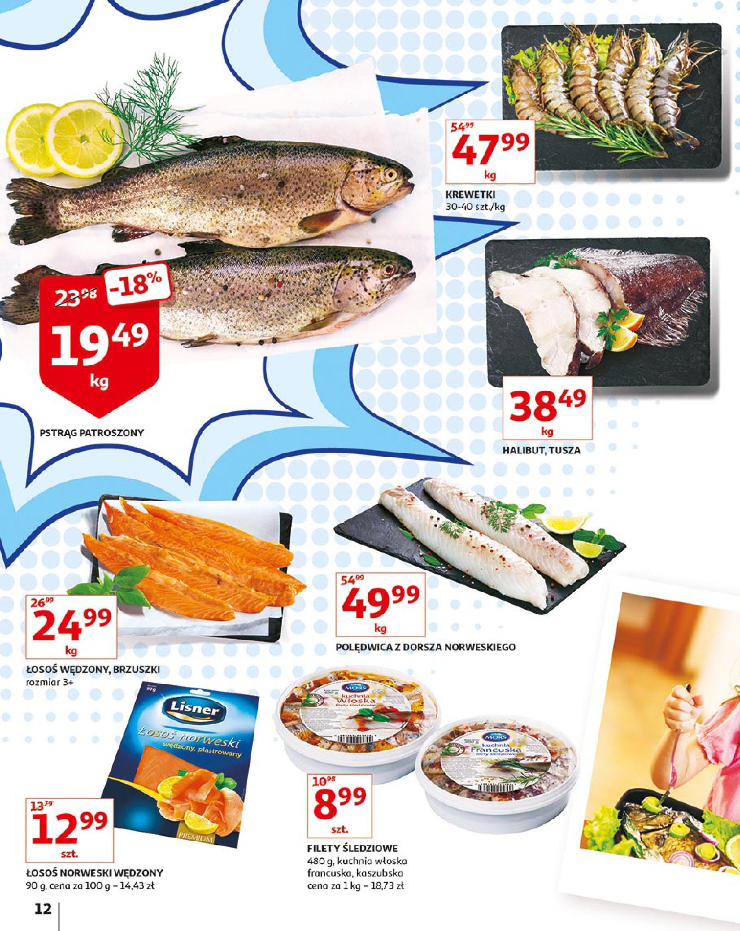 Gazetka Auchan - Młodzi rządzą-15.08.2019-21.08.2019-page-12