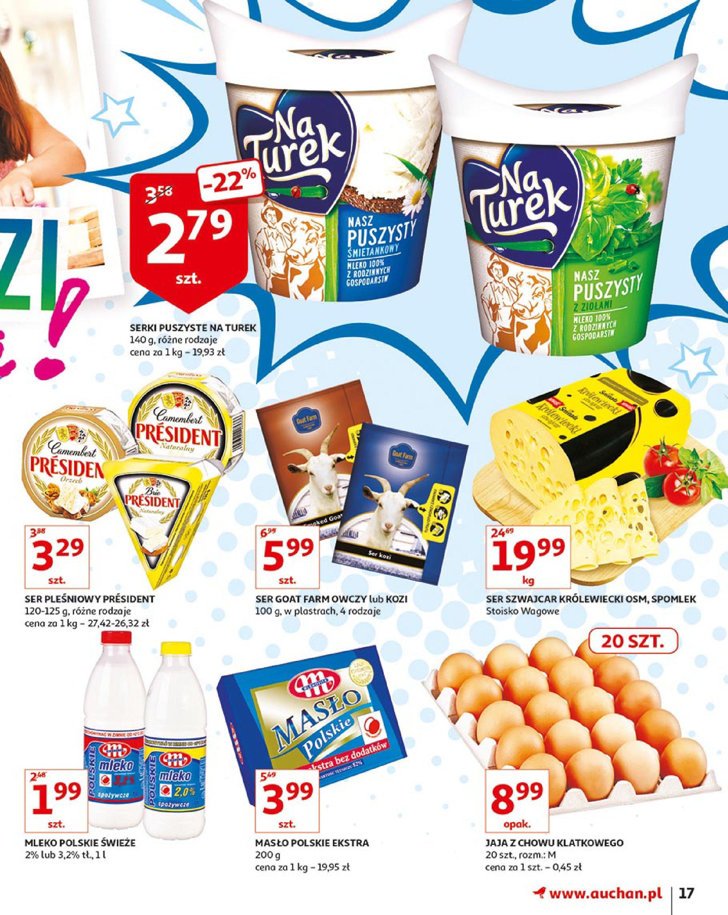 Gazetka Auchan - Młodzi rządzą-15.08.2019-21.08.2019-page-17