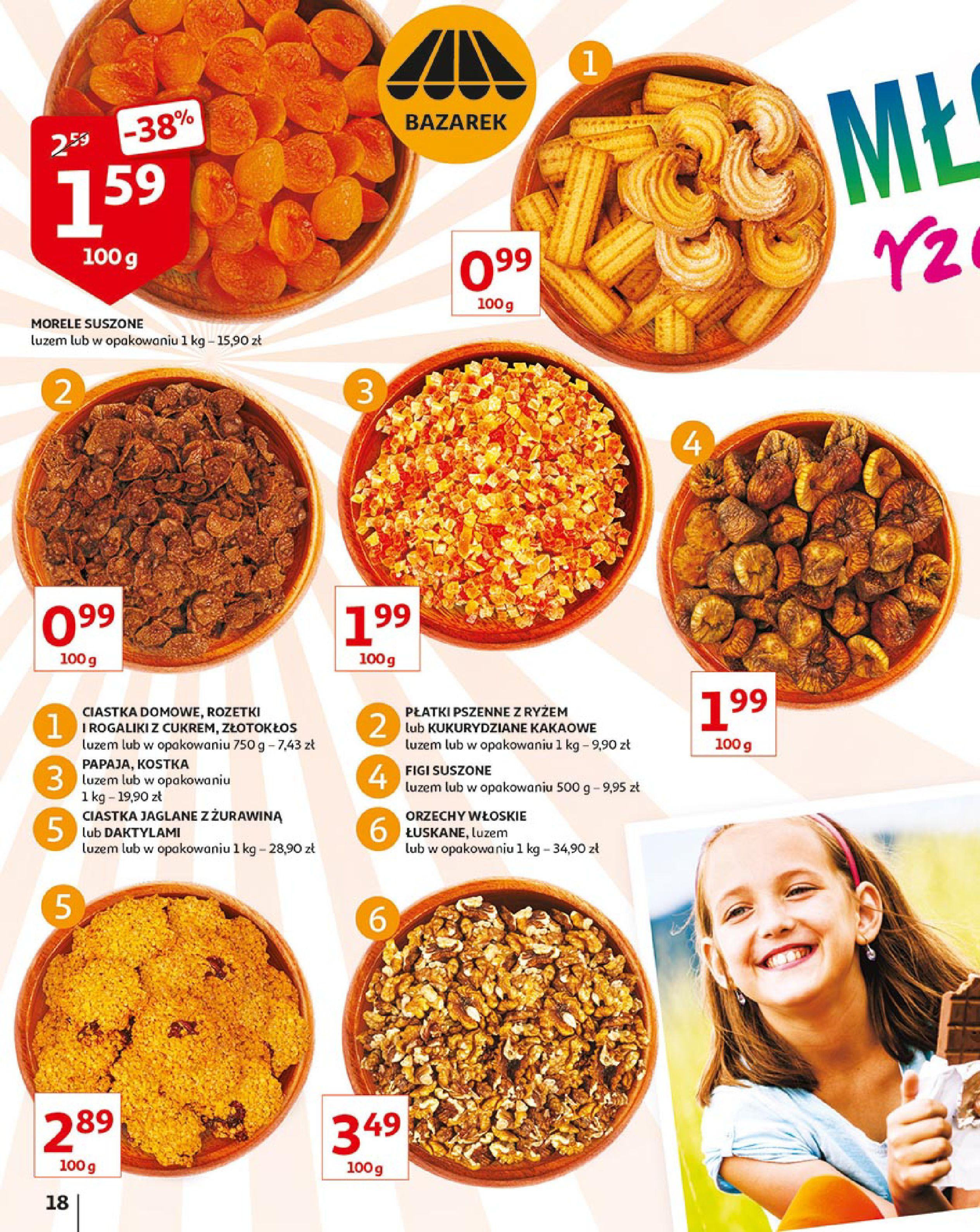 Gazetka Auchan - Młodzi rządzą-15.08.2019-21.08.2019-page-18