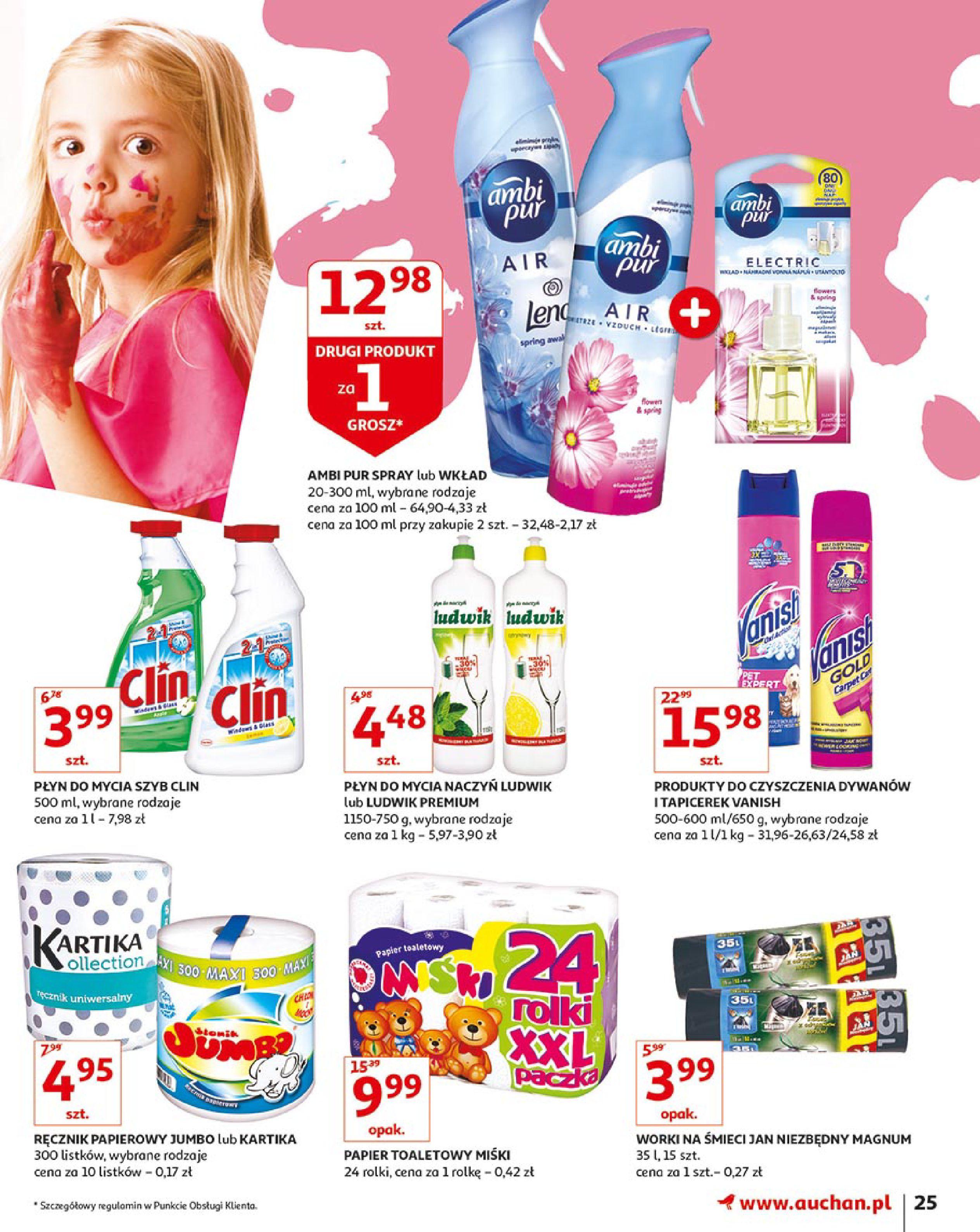 Gazetka Auchan - Młodzi rządzą-15.08.2019-21.08.2019-page-25