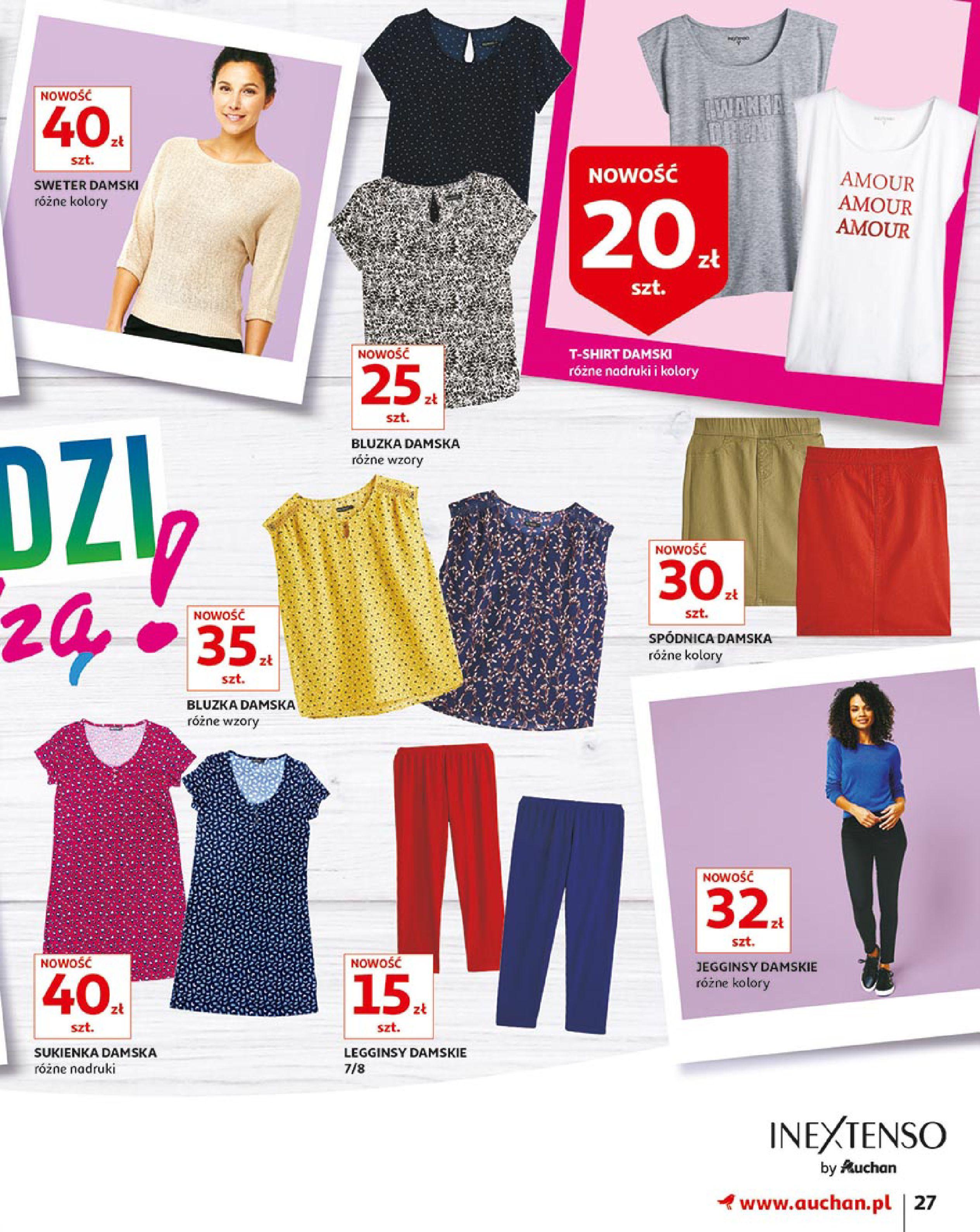 Gazetka Auchan - Młodzi rządzą-15.08.2019-21.08.2019-page-27