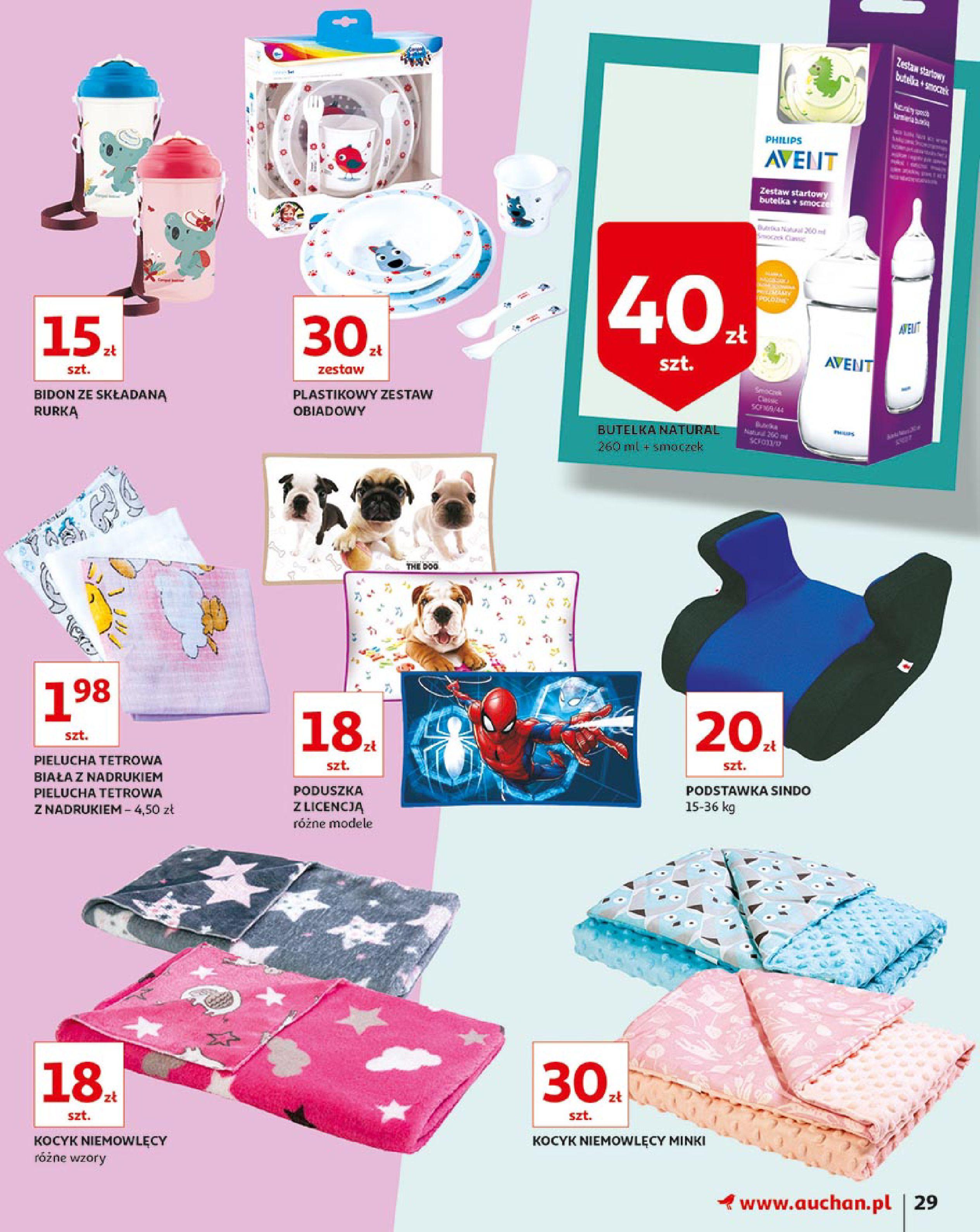 Gazetka Auchan - Młodzi rządzą-15.08.2019-21.08.2019-page-29