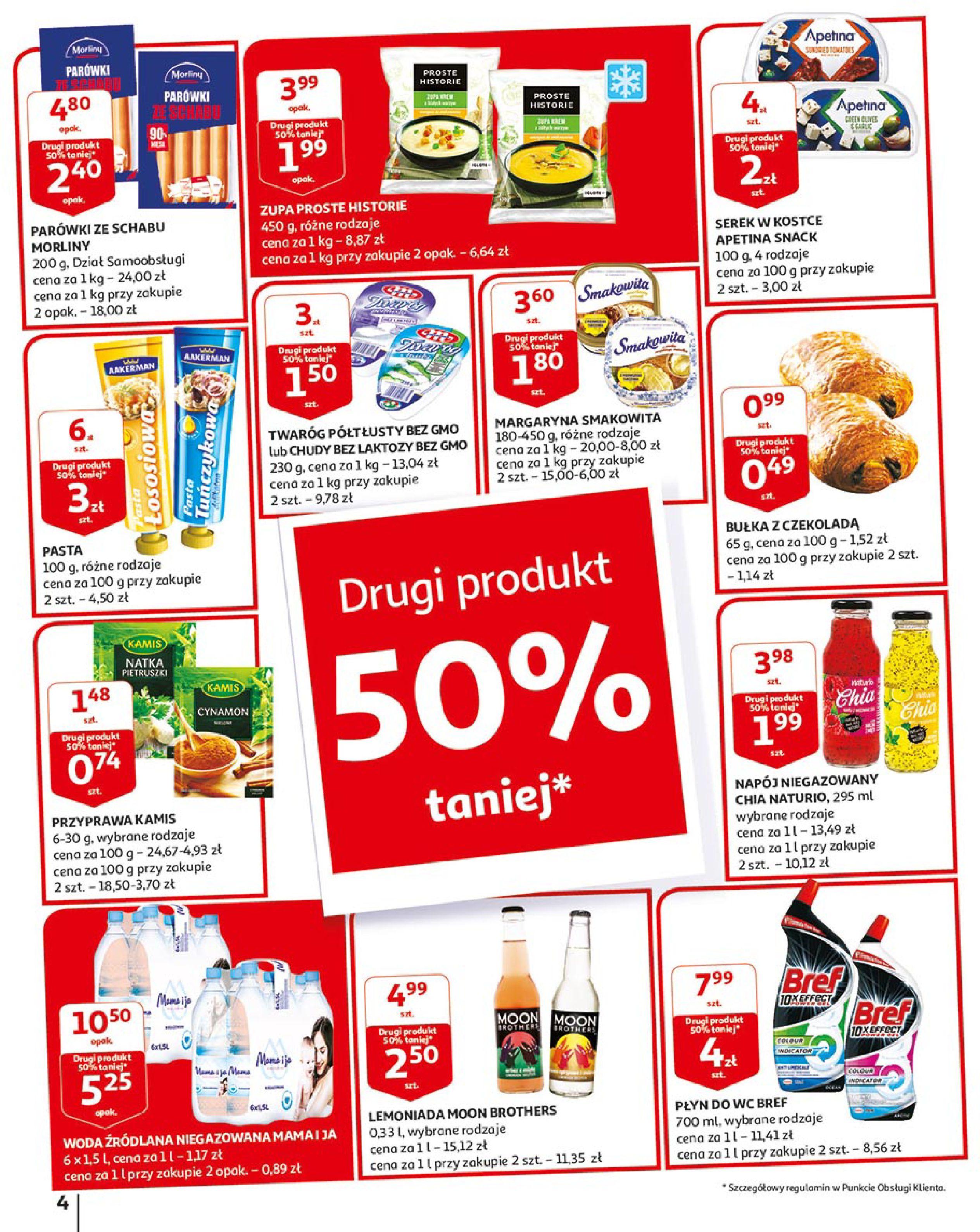 Gazetka Auchan - Młodzi rządzą-15.08.2019-21.08.2019-page-4