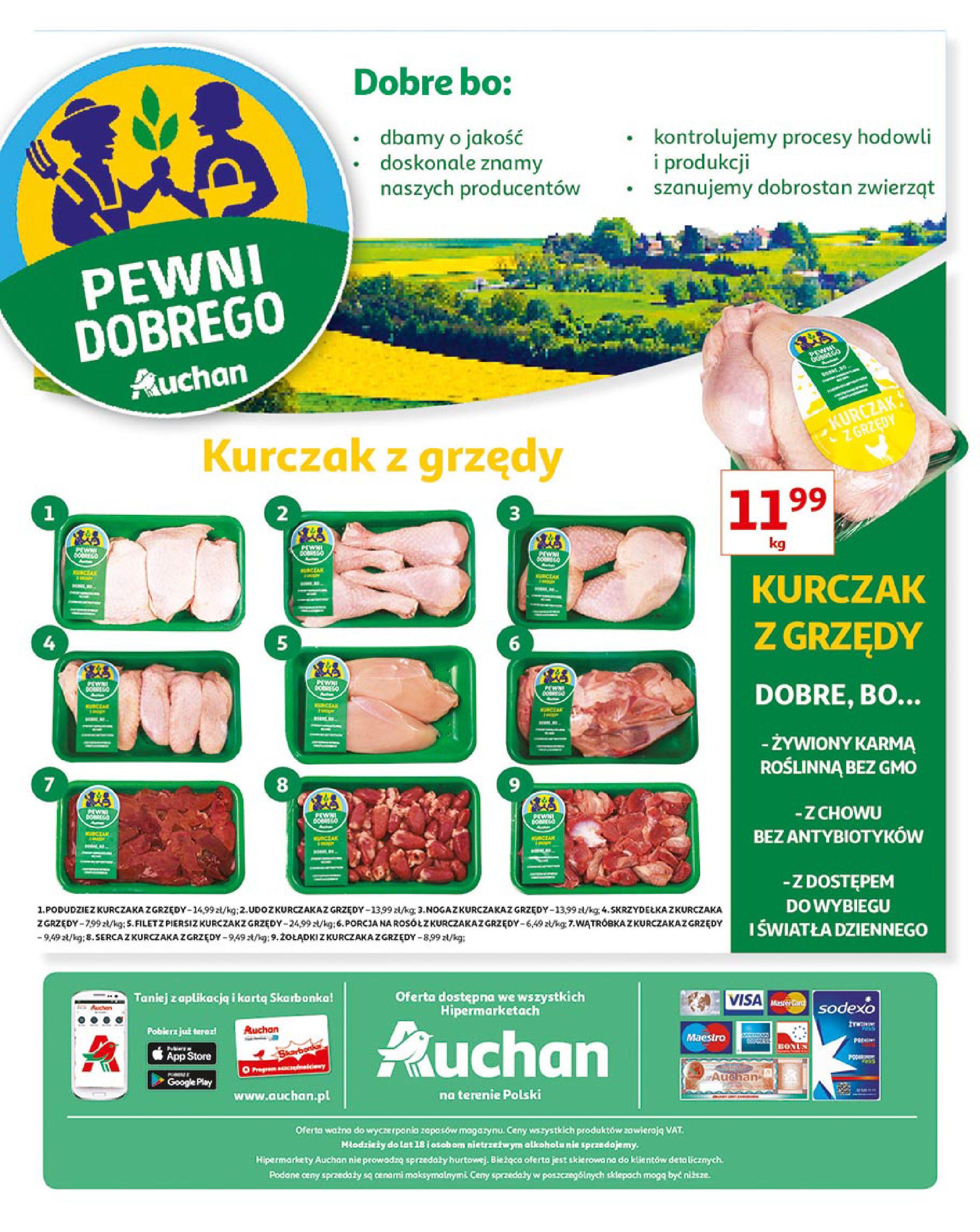Gazetka Auchan - Młodzi rządzą-15.08.2019-21.08.2019-page-32
