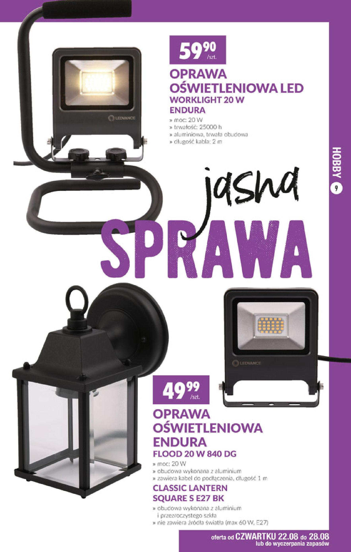Gazetka Biedronka - Okazje tygodnia-21.08.2019-28.08.2019-page-9
