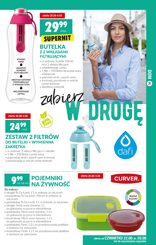 Gazetka Biedronka - Okazje tygodnia-21.08.2019-28.08.2019-page-21